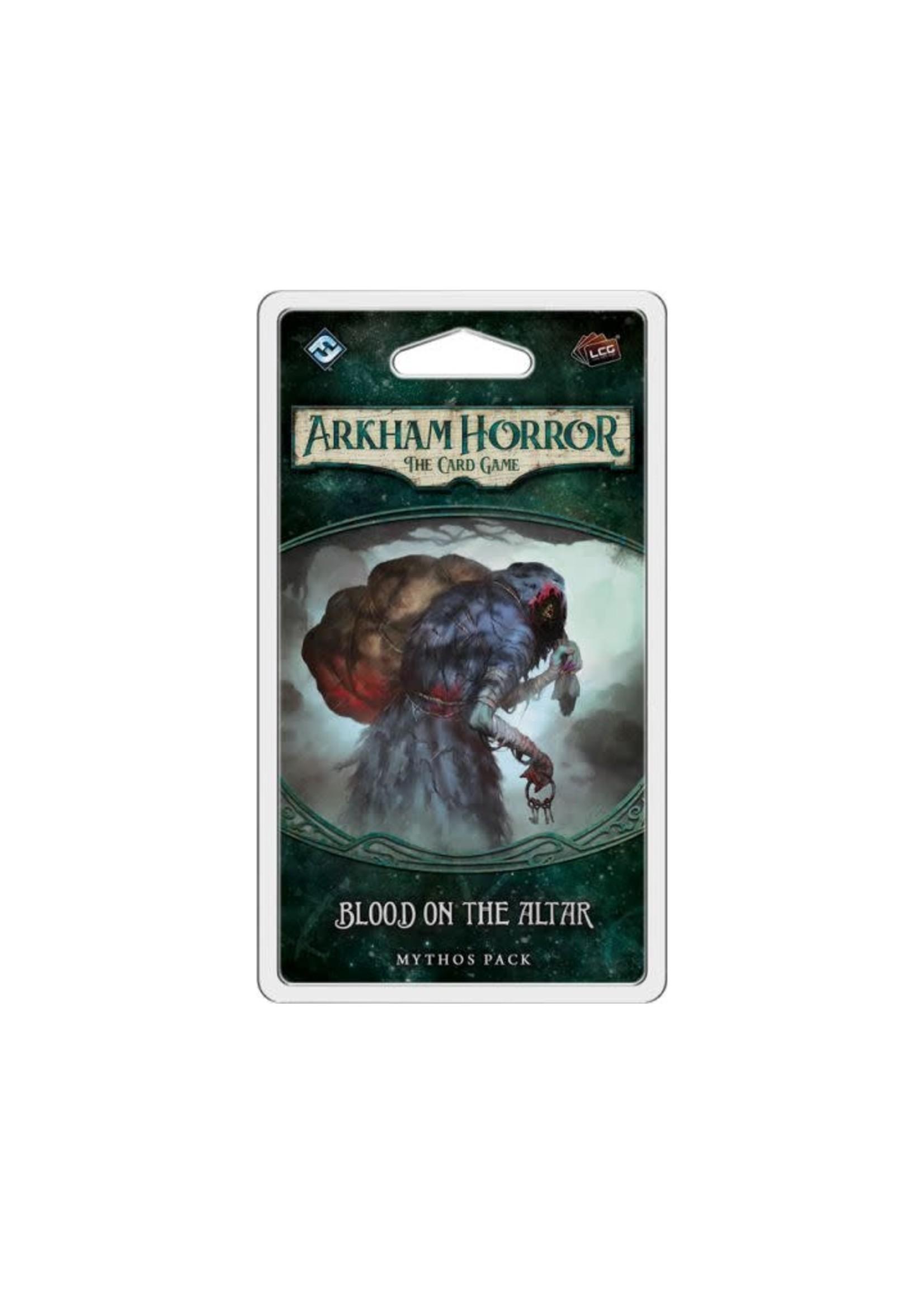 Arkham Horror Lcg Blood On The Altar