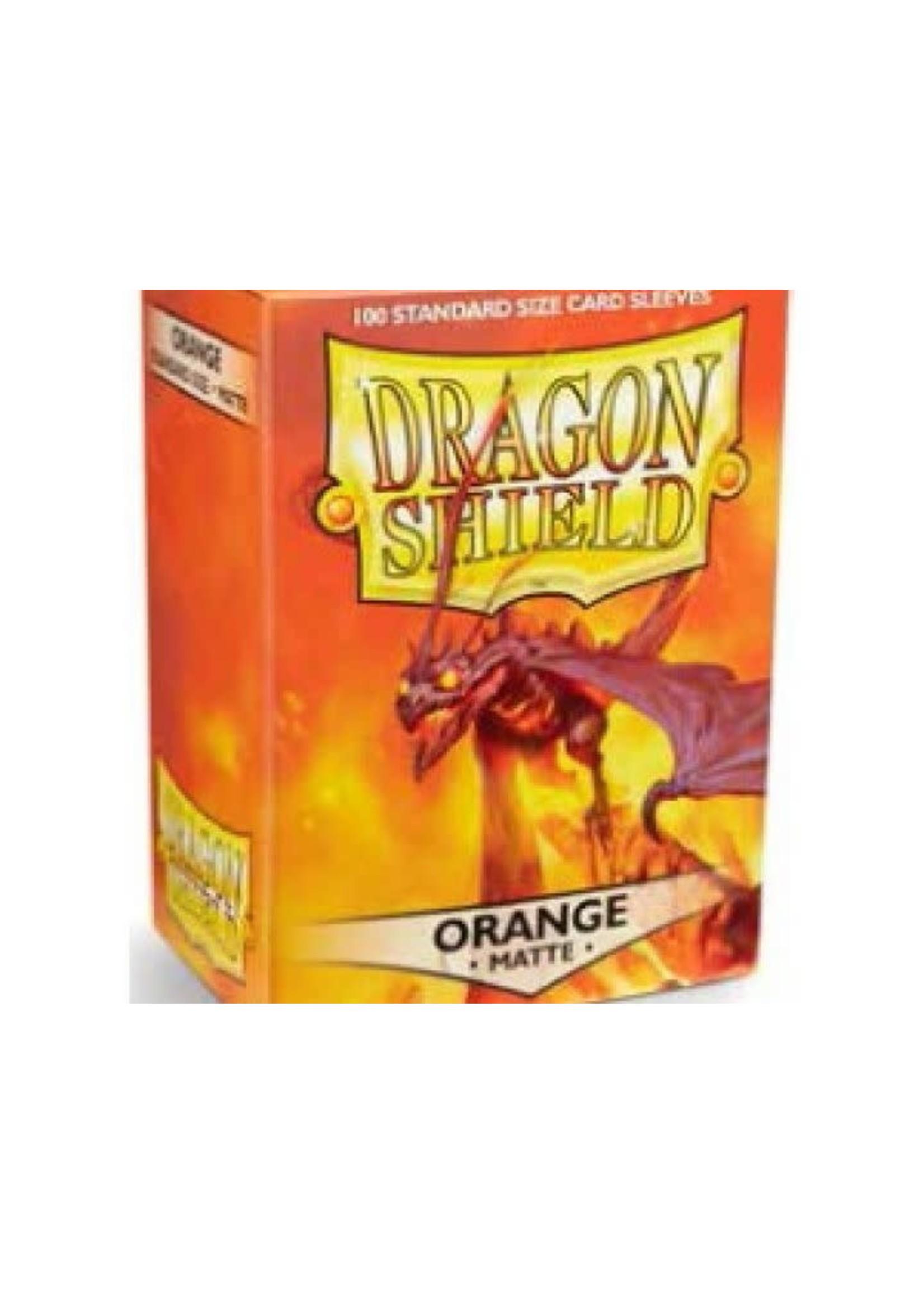 Dragonshield Orange Matte (100Pcs)