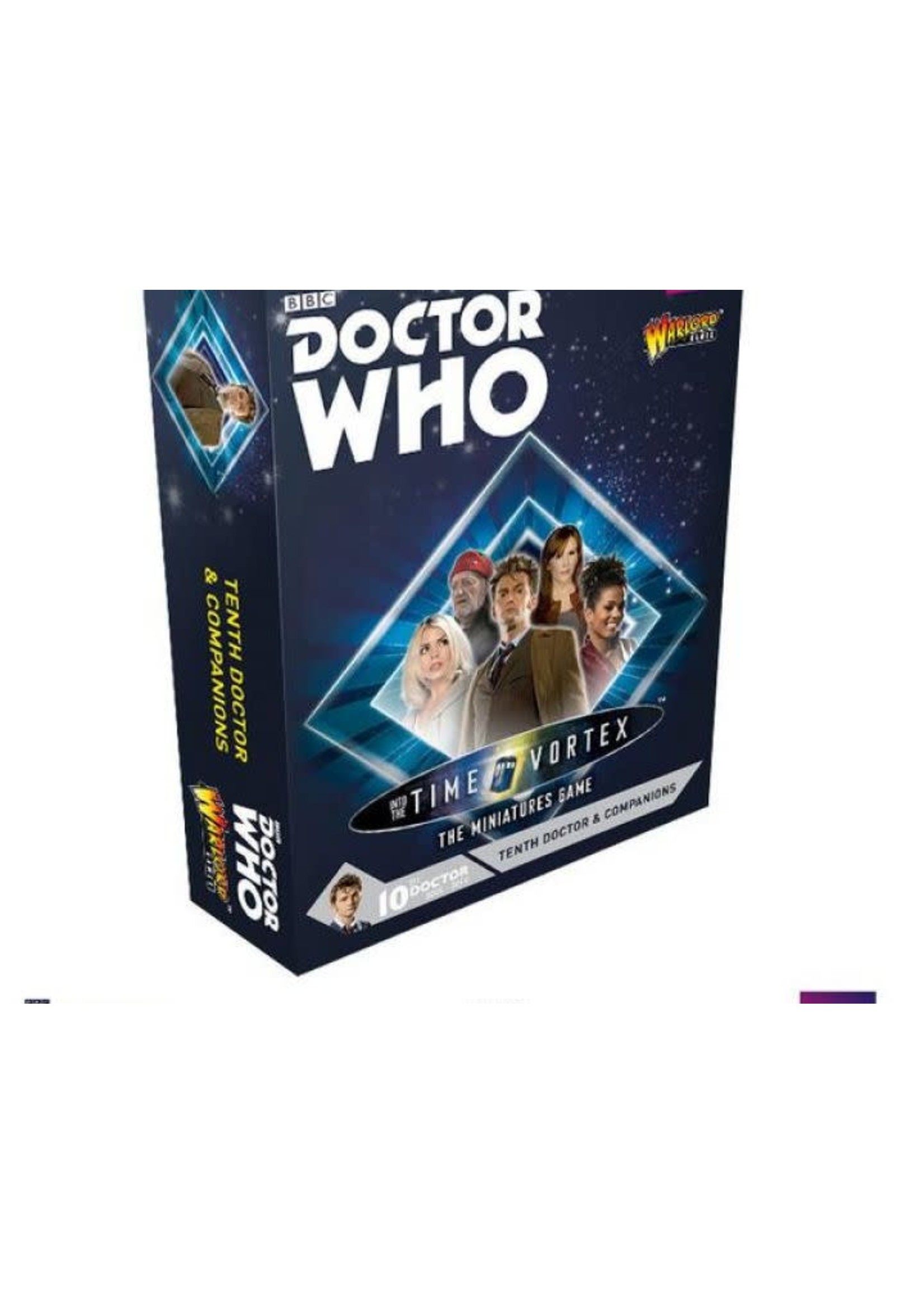 Doctor Who: Exterminate! 10Th Doctor And Companions Set