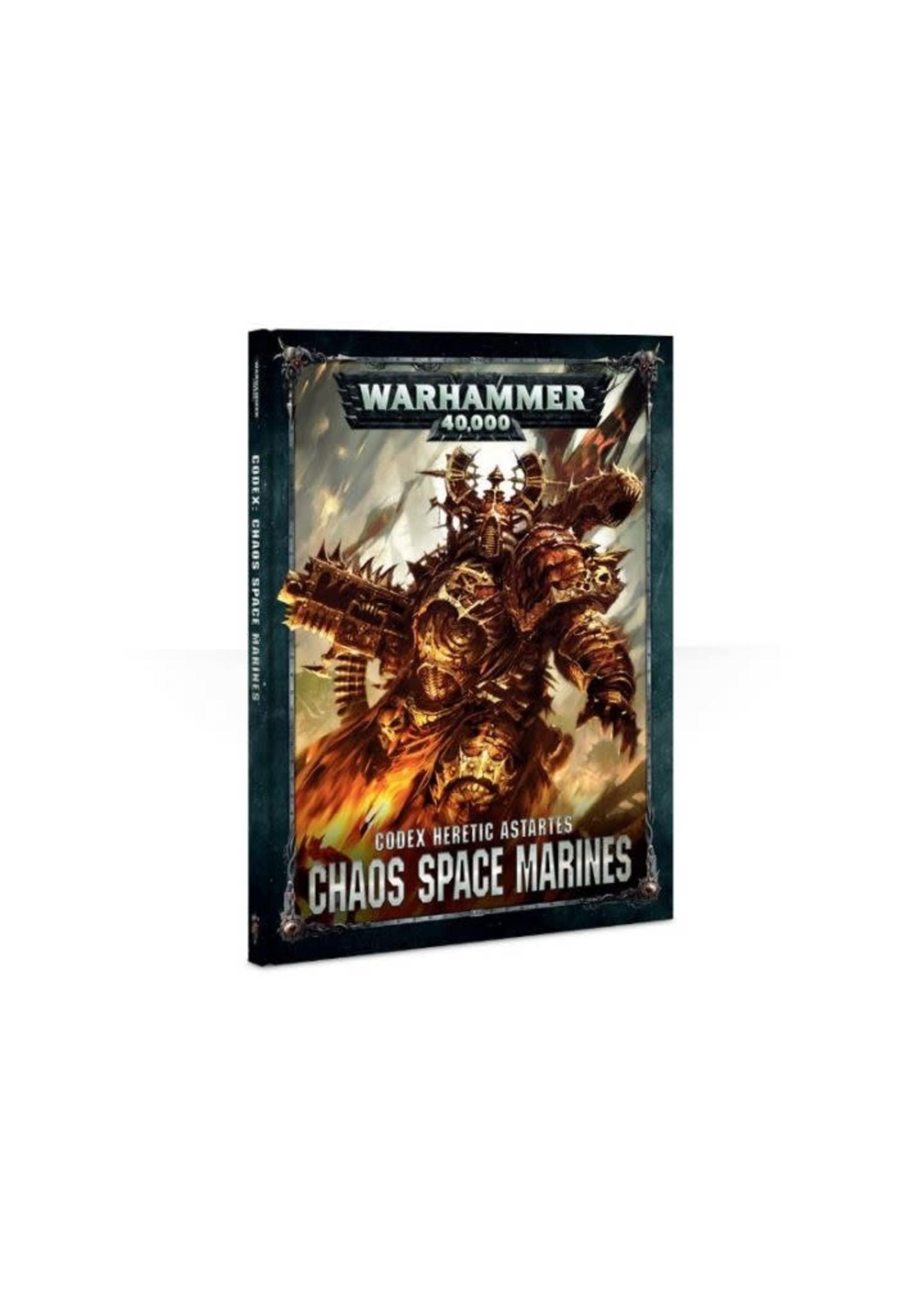 Codex: Chaos Space Marines (Hb)