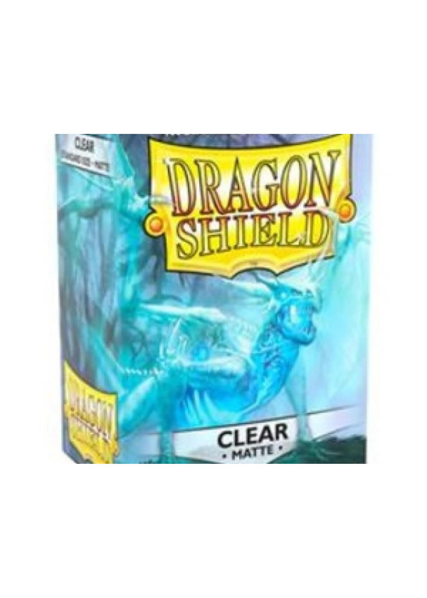 Dragonshield Matte Clear (100Pcs)