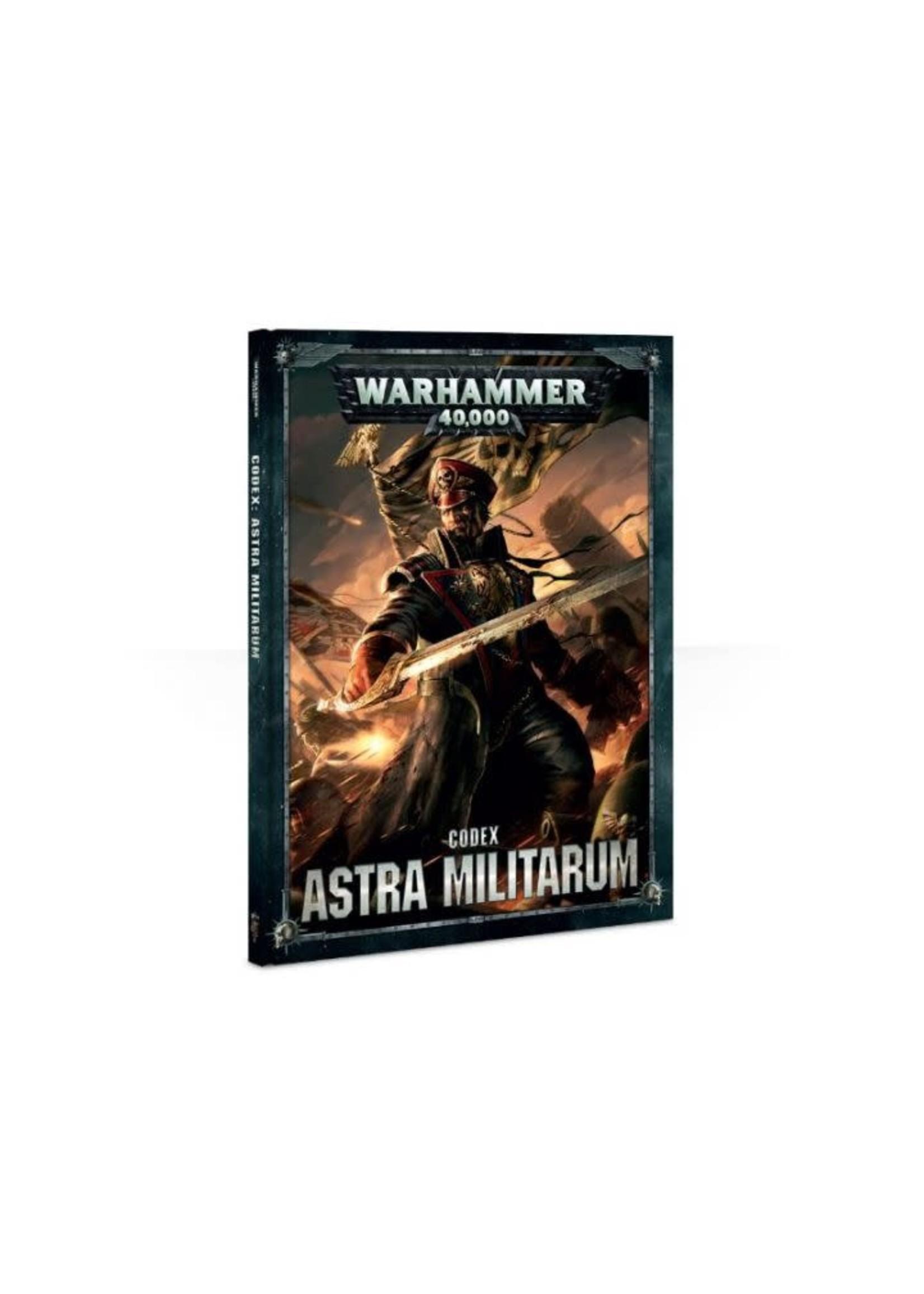 Codex: Astra Militarum (Hb)