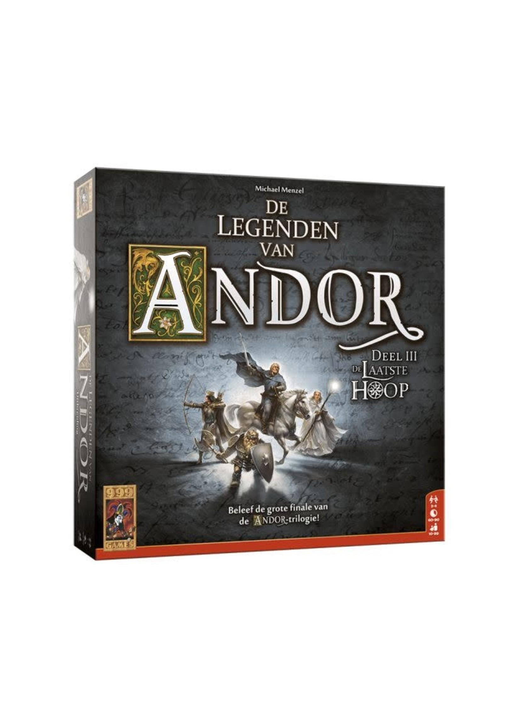 De Legenden Van Andor Deel 3 De Laatste Hoop