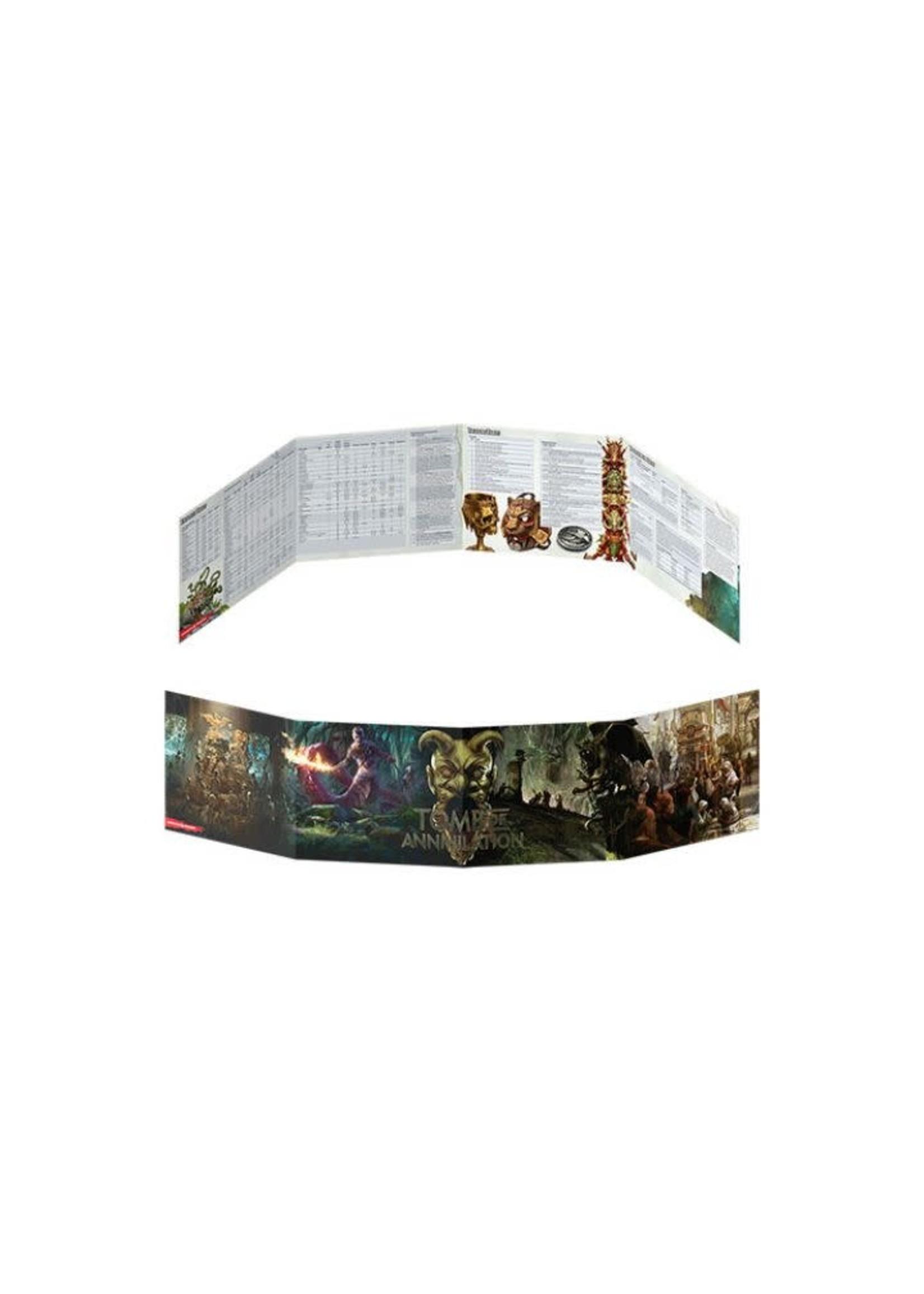 D&D Tomb Of Annihilation Dm Screen