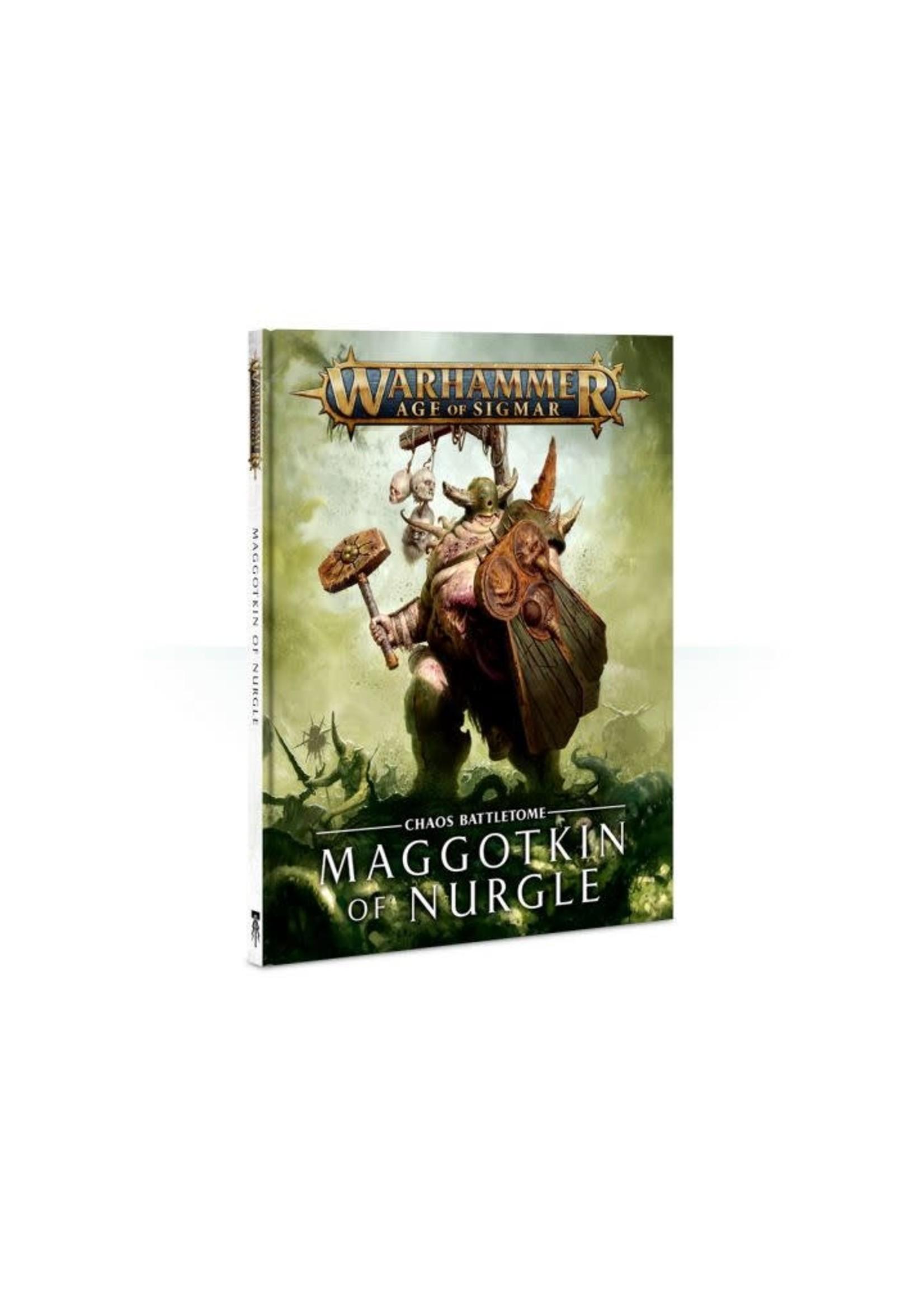 Battletome: Maggotkin Of Nurgle (Hb)
