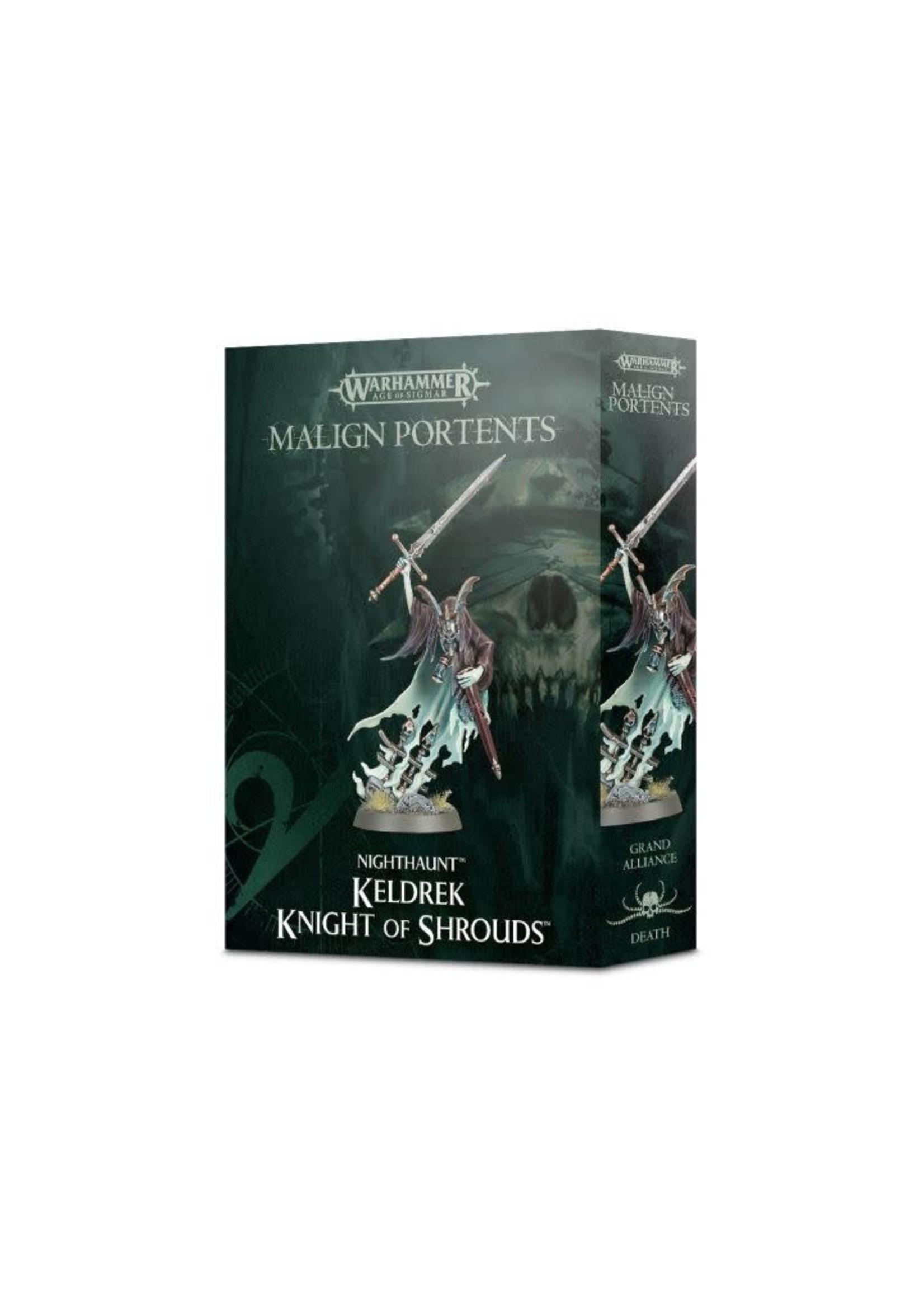 Nighthaunt Keldrek: Knight Of Shrouds