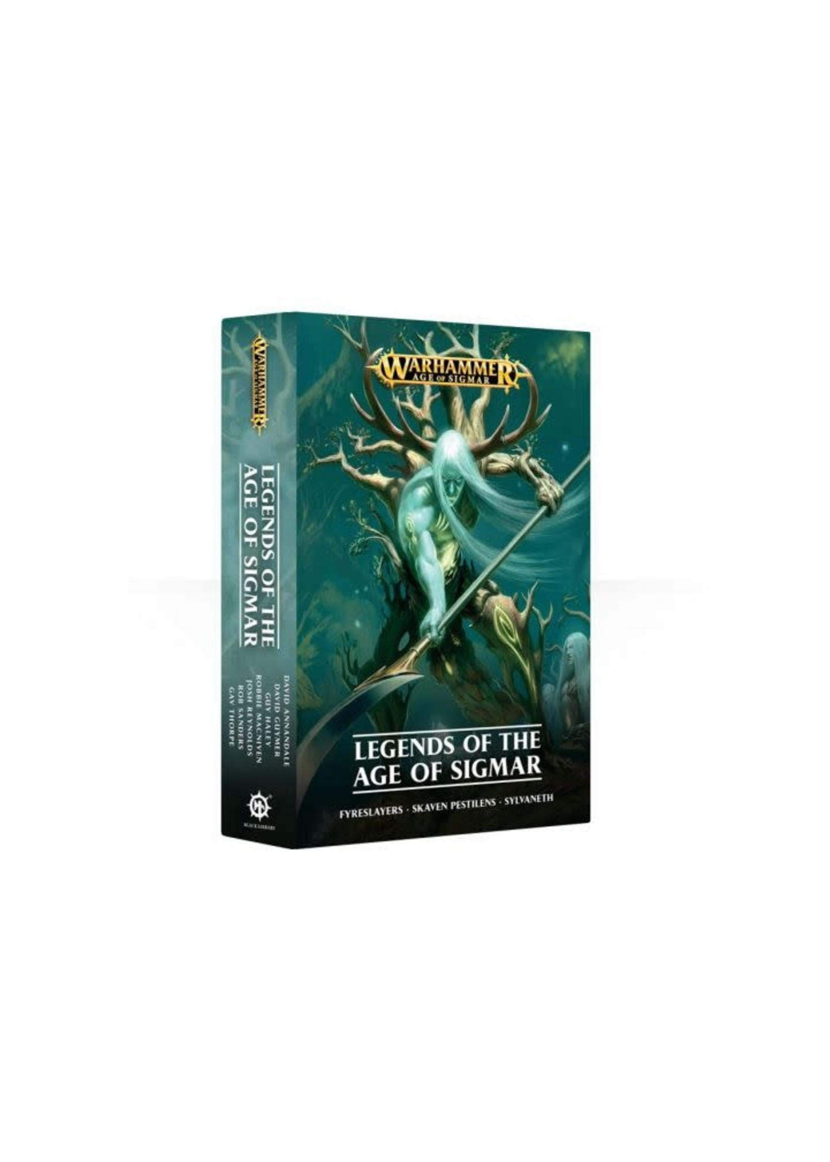 Legends Of The Age Of Sigmar (Pb) (Bl2296)