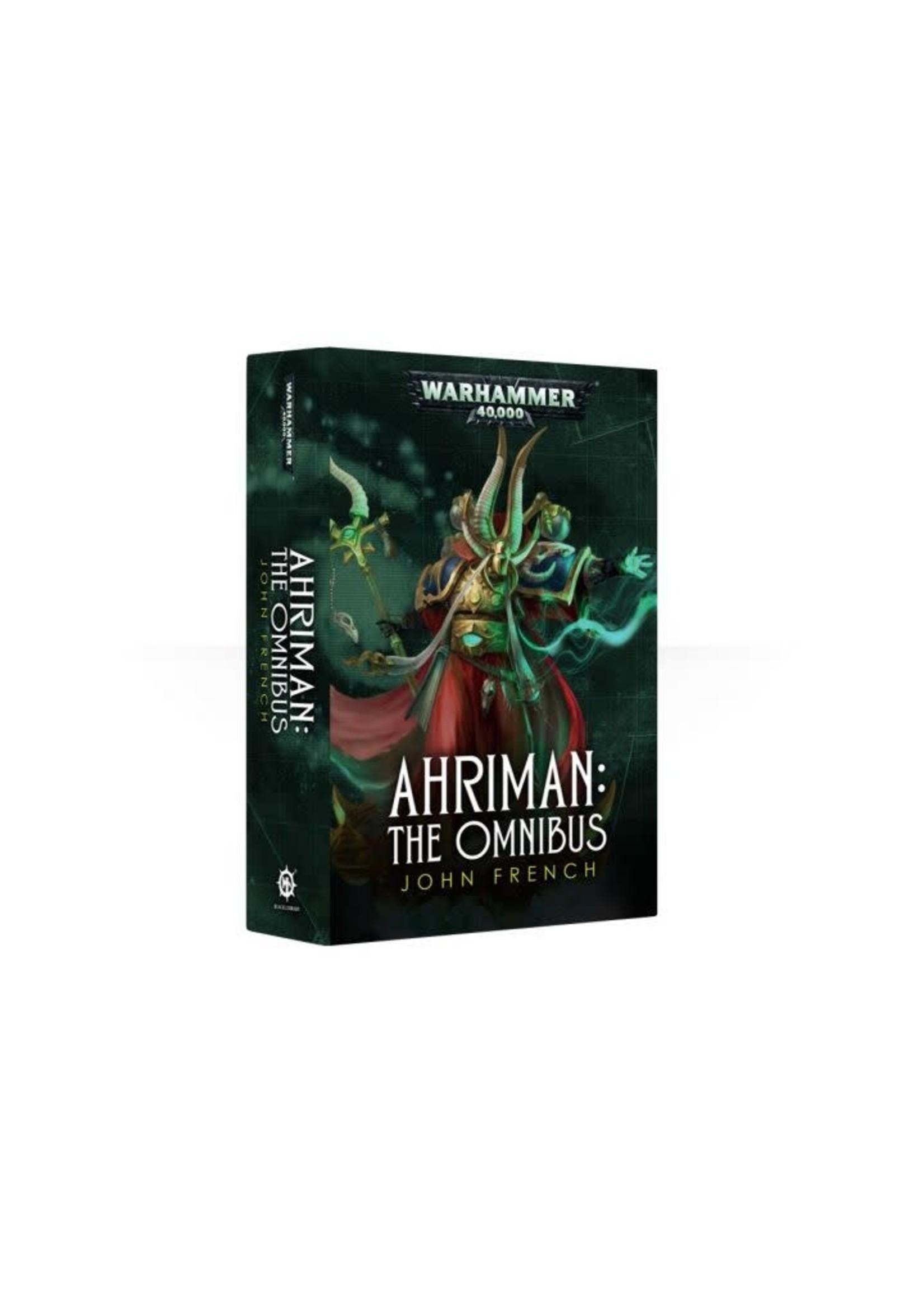 Ahriman: The Omnibus (Pb) (Bl2333)