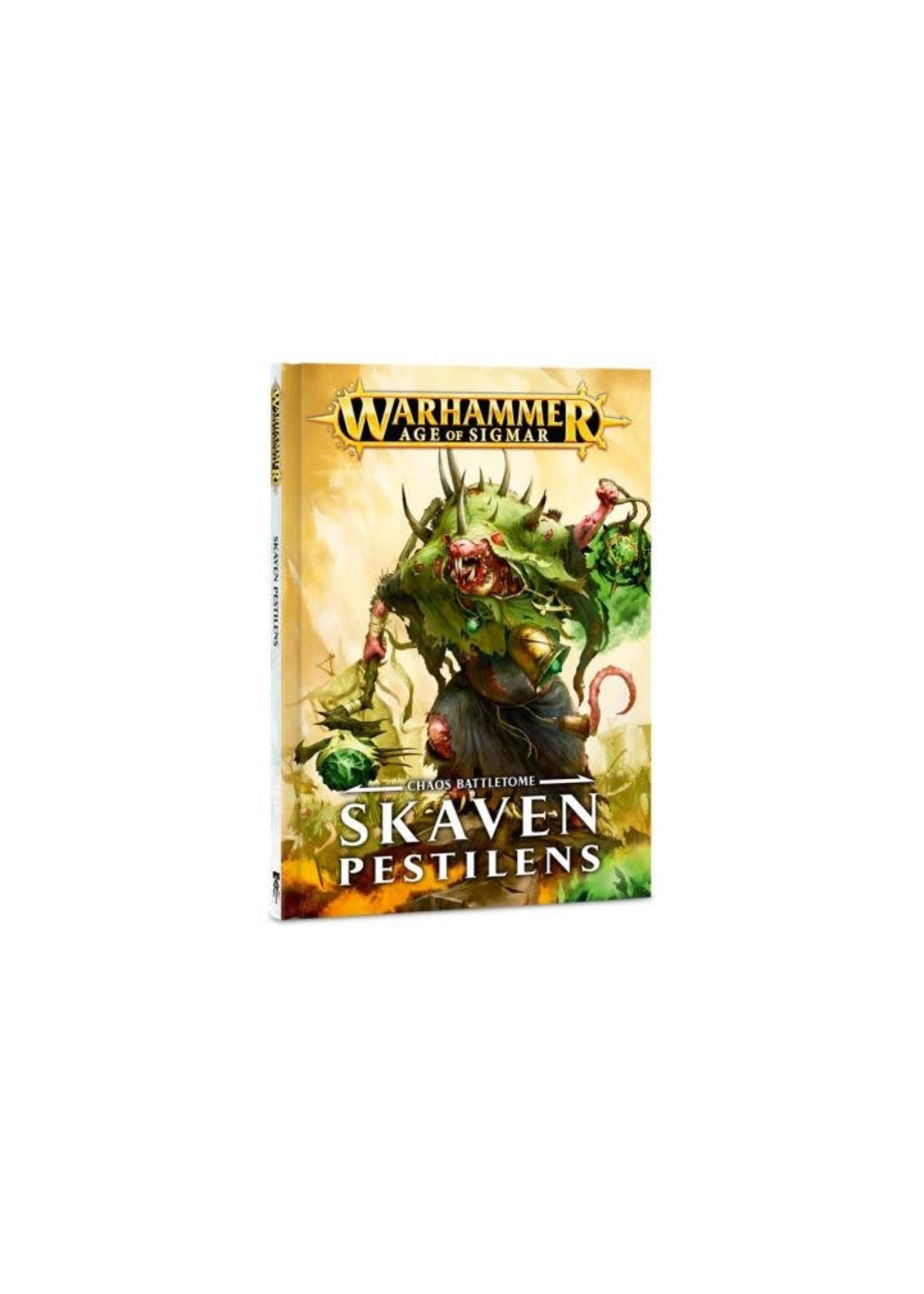 Battletome: Skaven Pestilens (Hb)