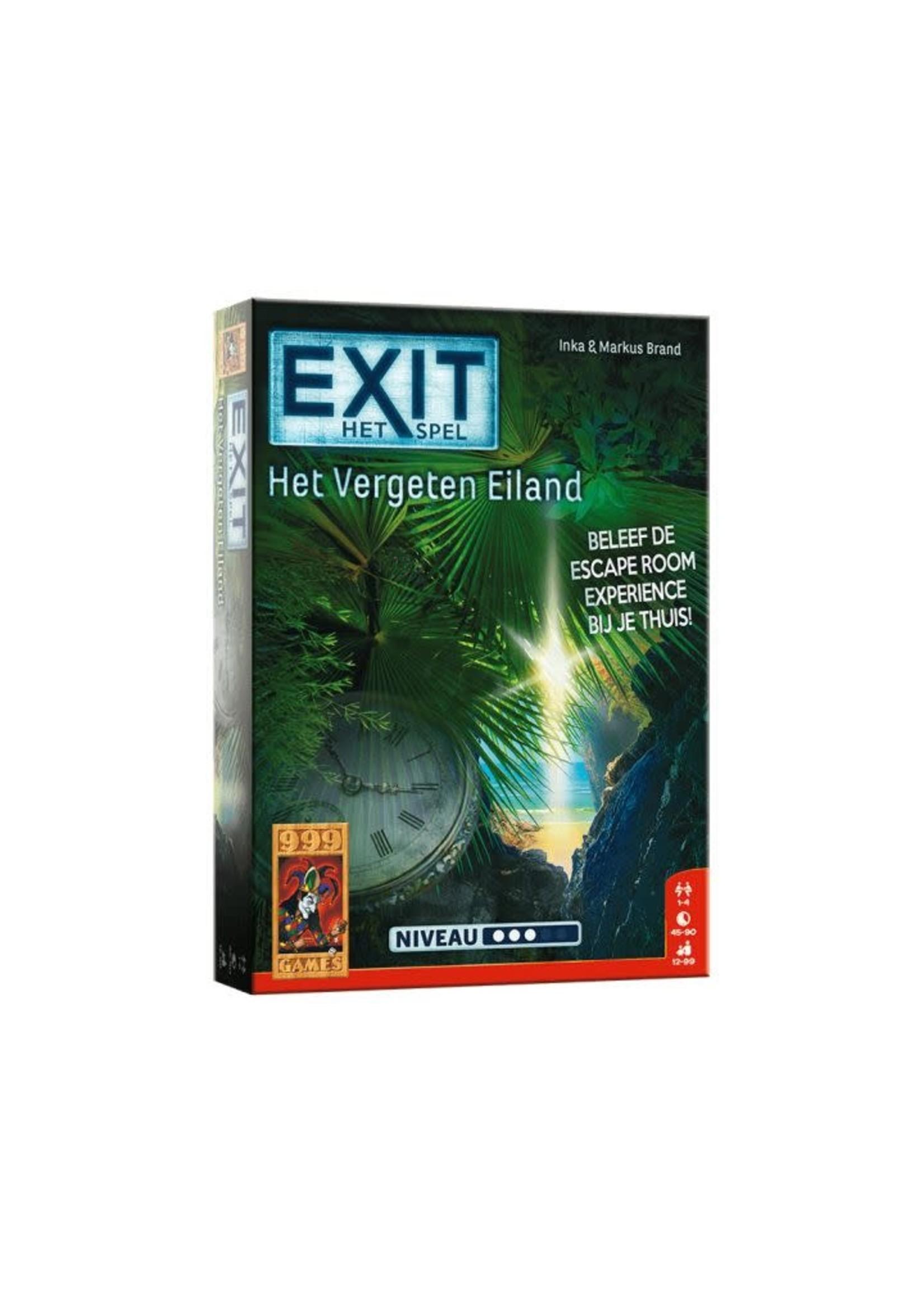 Exit - Het Vergeten Eiland