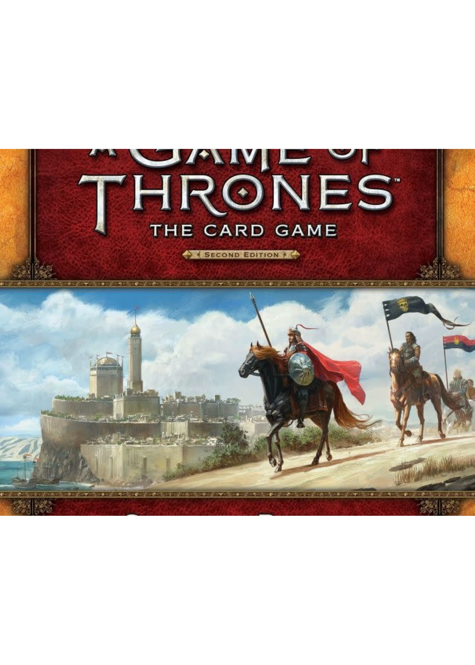 Game Of Thrones Lcg Sands Of Dorne