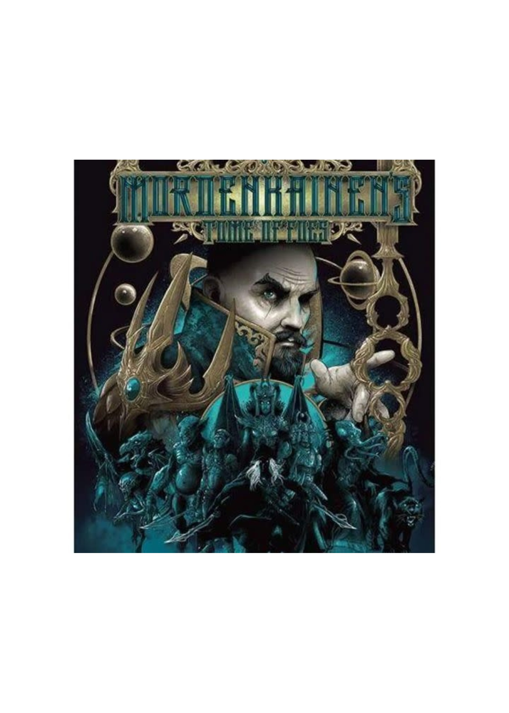 D&D Mordenkainen'S Tome Of Foes Alternate Art Limited Edition