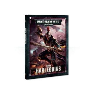 Warhammer 40K Codex: Harlequins