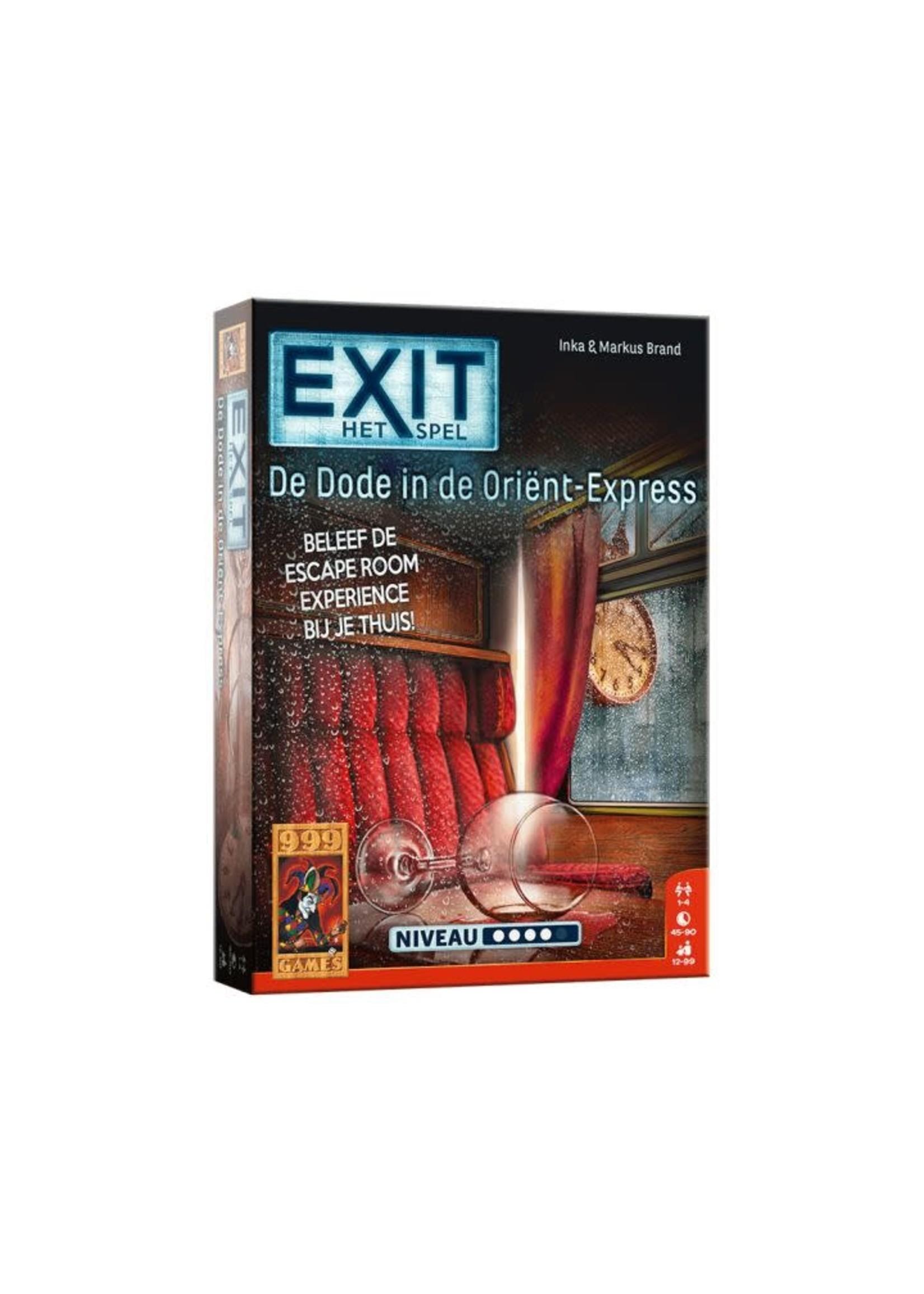 Exit De Dode In De Oriãƒâ«Nt Express
