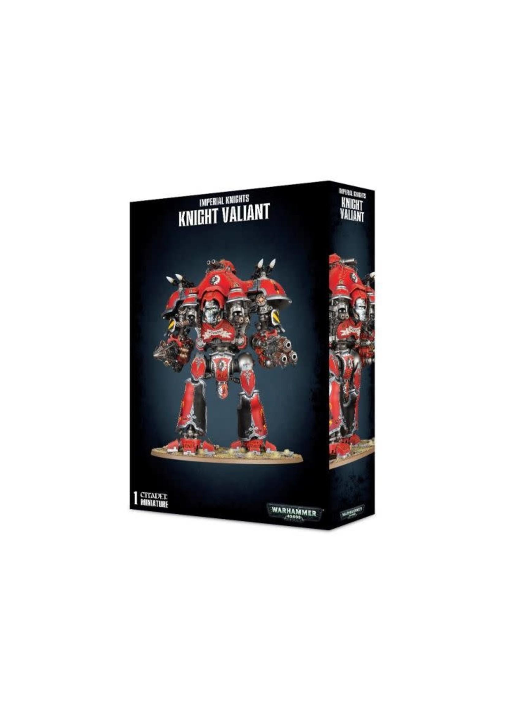 Imperial Knights: Knight Valiant