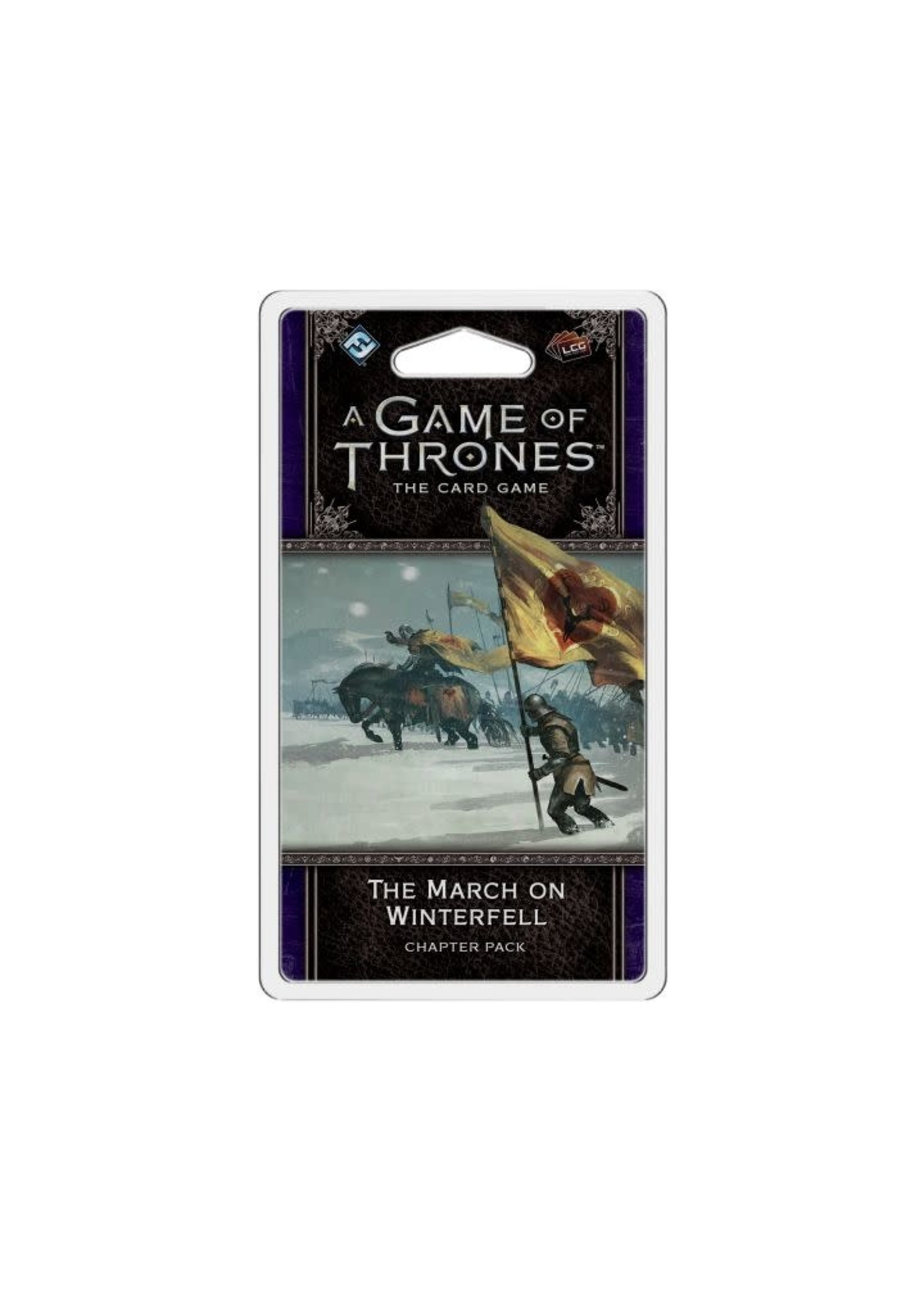Game Of Thrones The March On Winterfell
