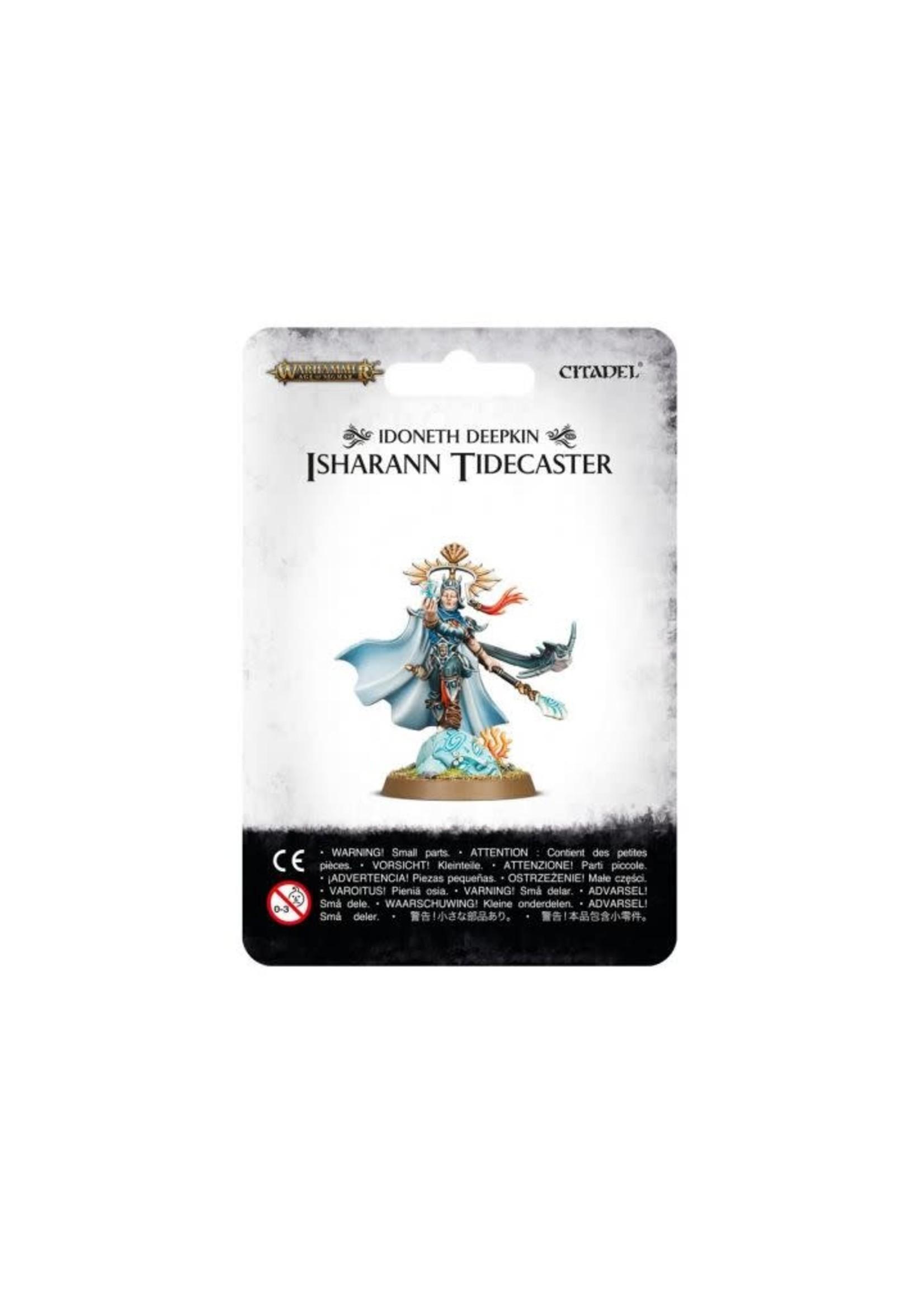 Idoneth Deepkin: Isharann Tidecaster