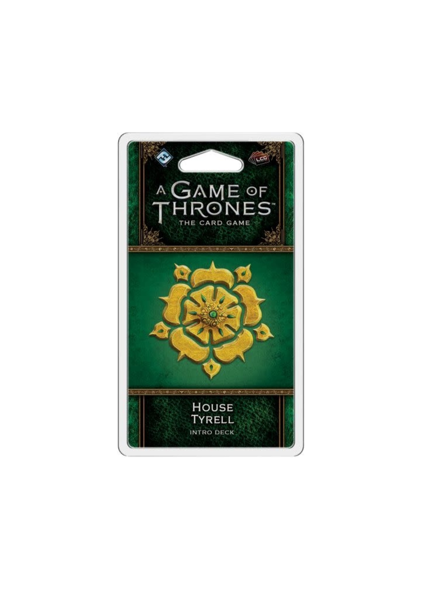 A Game Of Thrones Lcg 2Nd Edition: House Tyrell Intro Deck