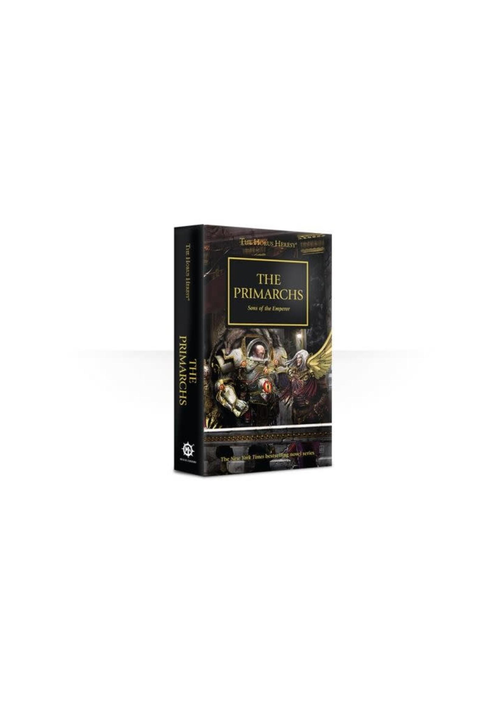 Horus Heresy: The Primarchs (Pb)