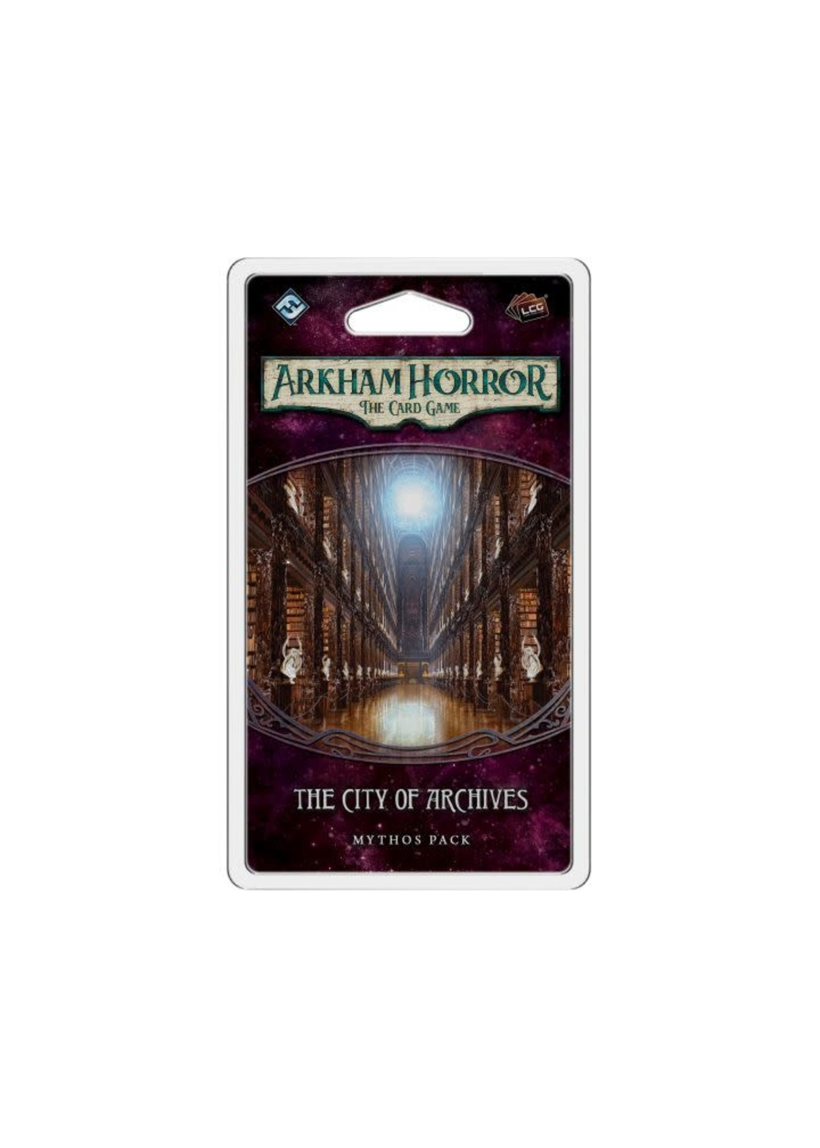 Arkham Horror Lcg The City Of Archives