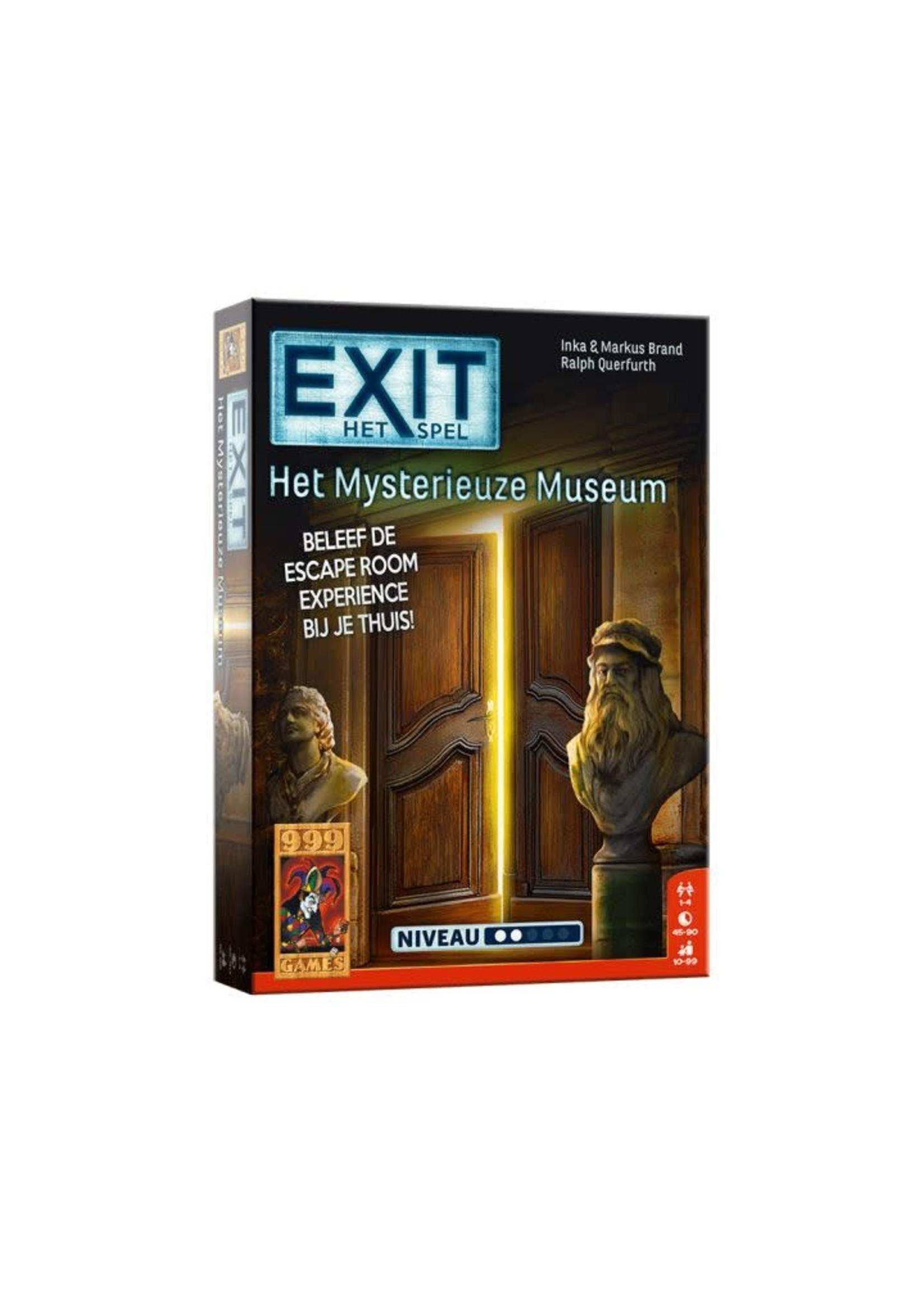 Exit Het Mysterieuze Museum
