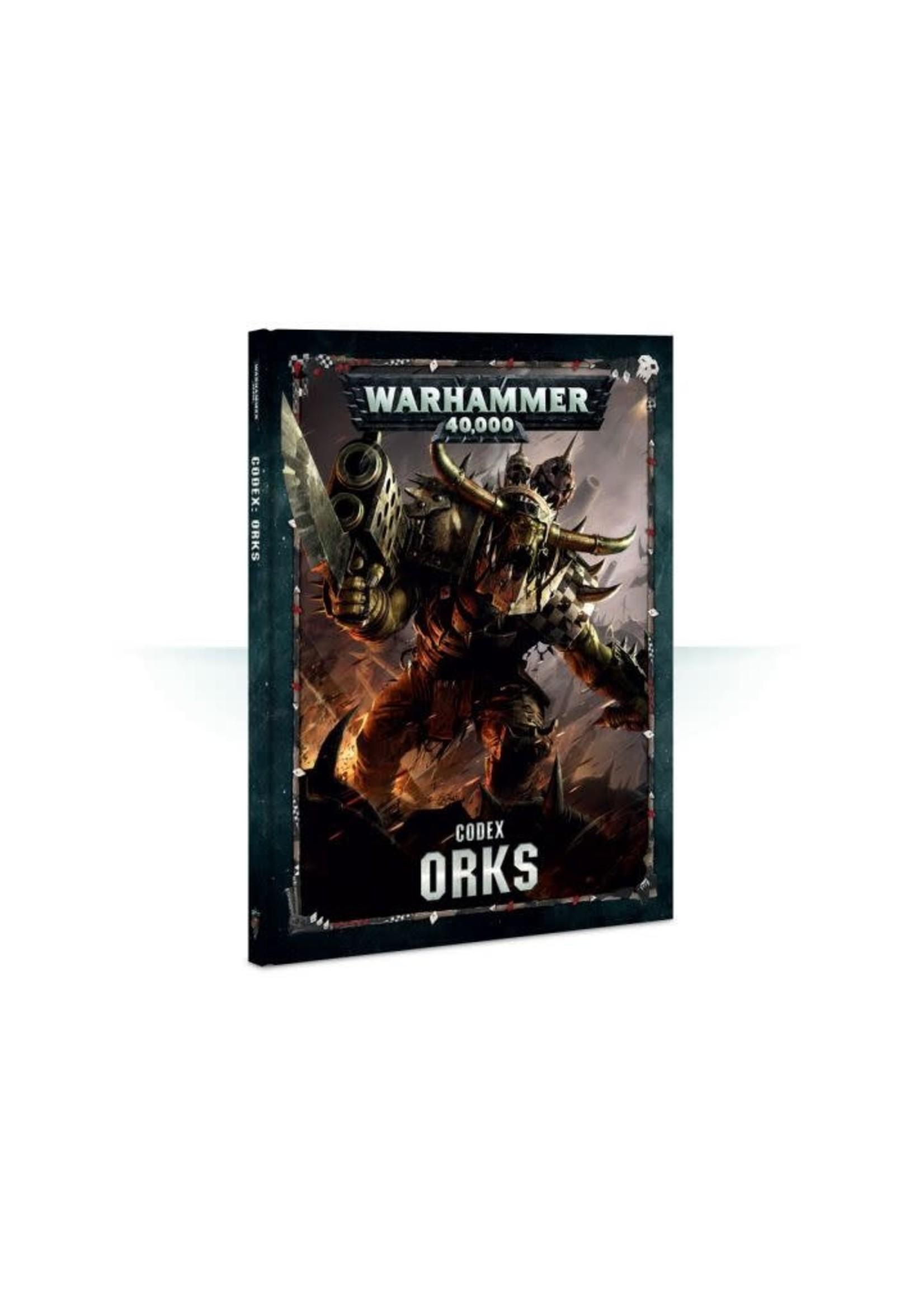 Codex: Orks (Hb)