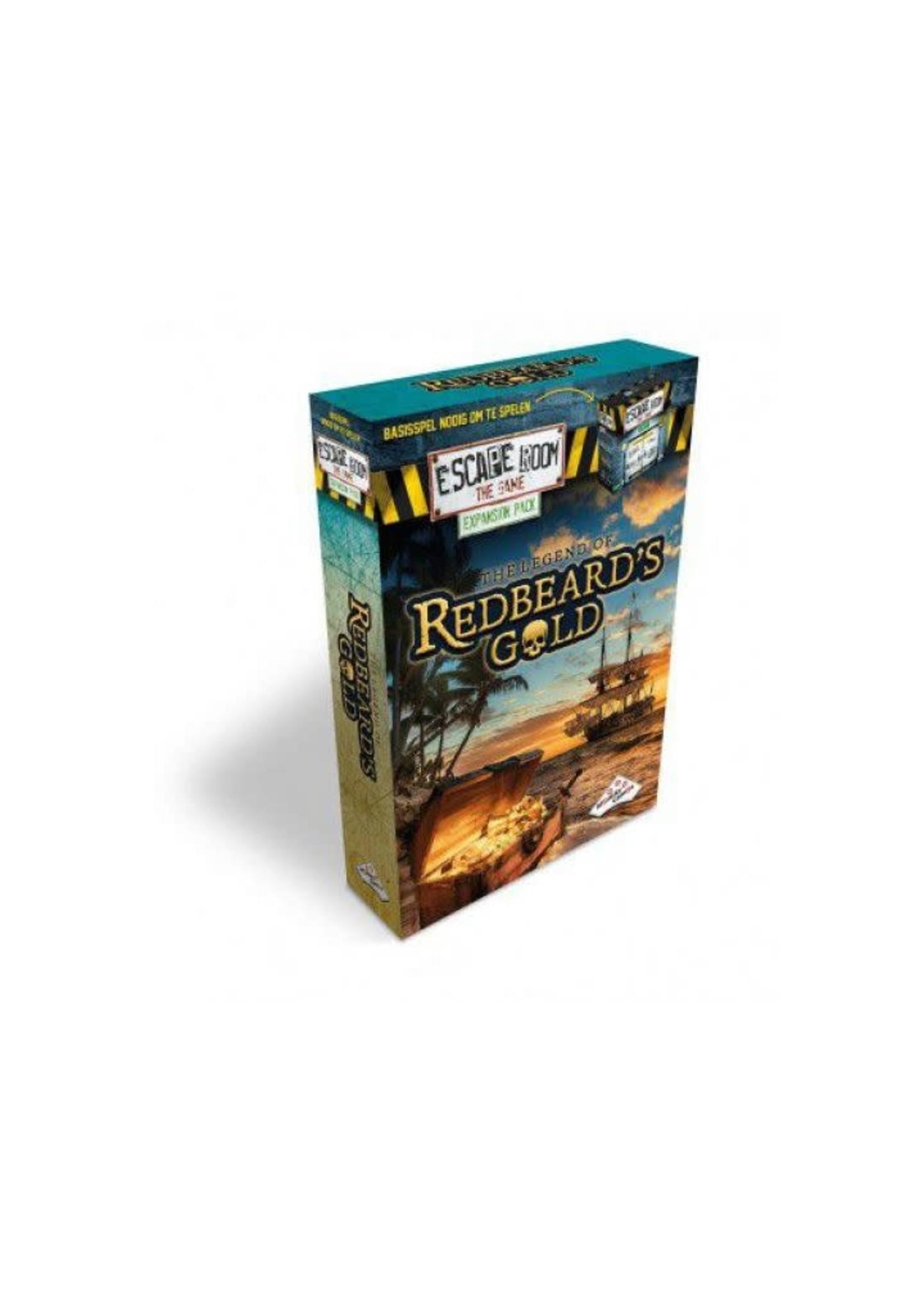 Escape Room Uitbreding Redbeard'S Gold