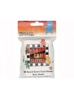 Sleeves Board Game - Clear - Small - 68X44Mm - 100Pcs