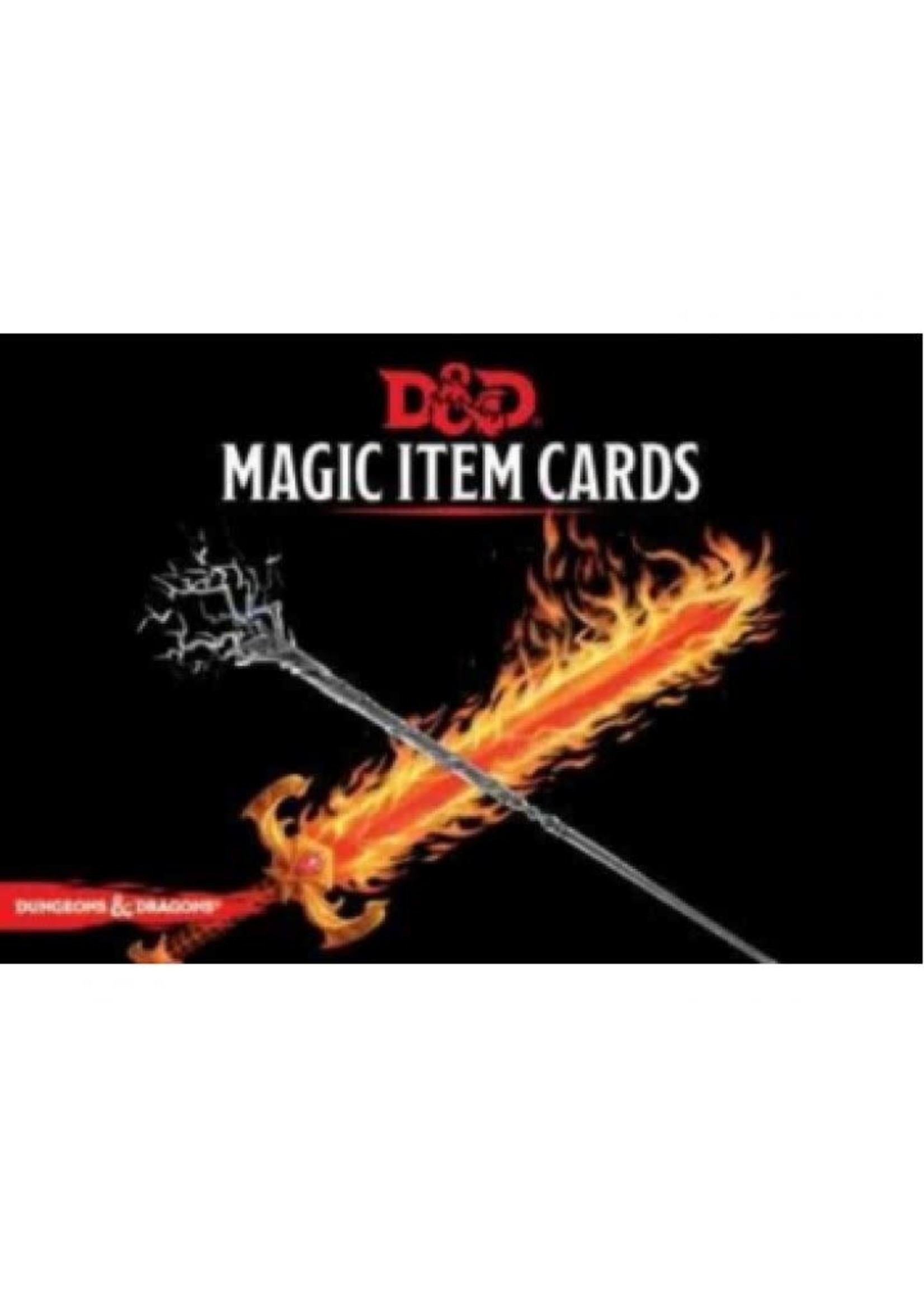 D&D Spellbook Cards: Magical Items (292 Cards)