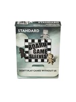Sleeves Non-Glare Board Game - Standard (63X88Mm)