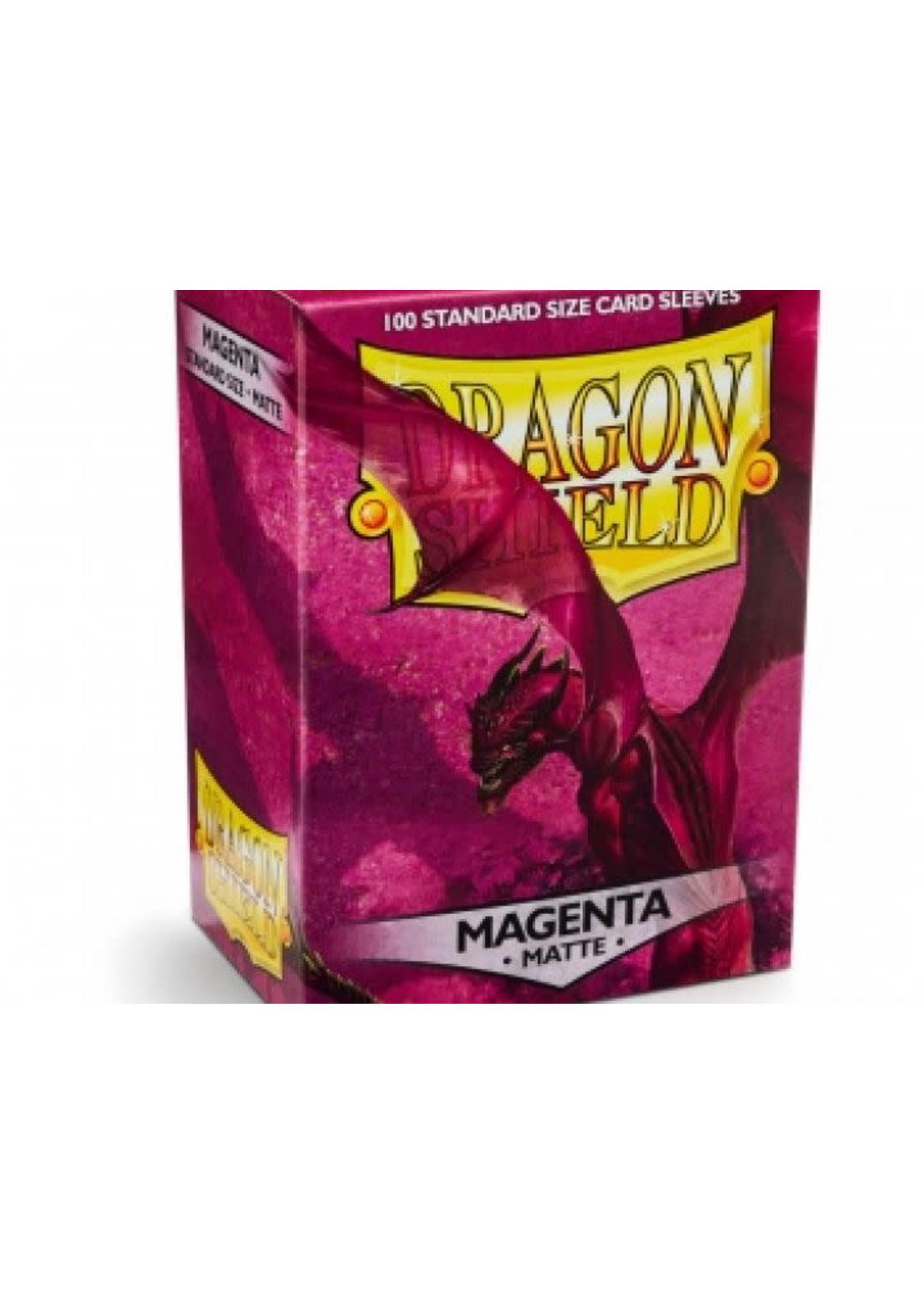 Dragonshield Matte Magenta