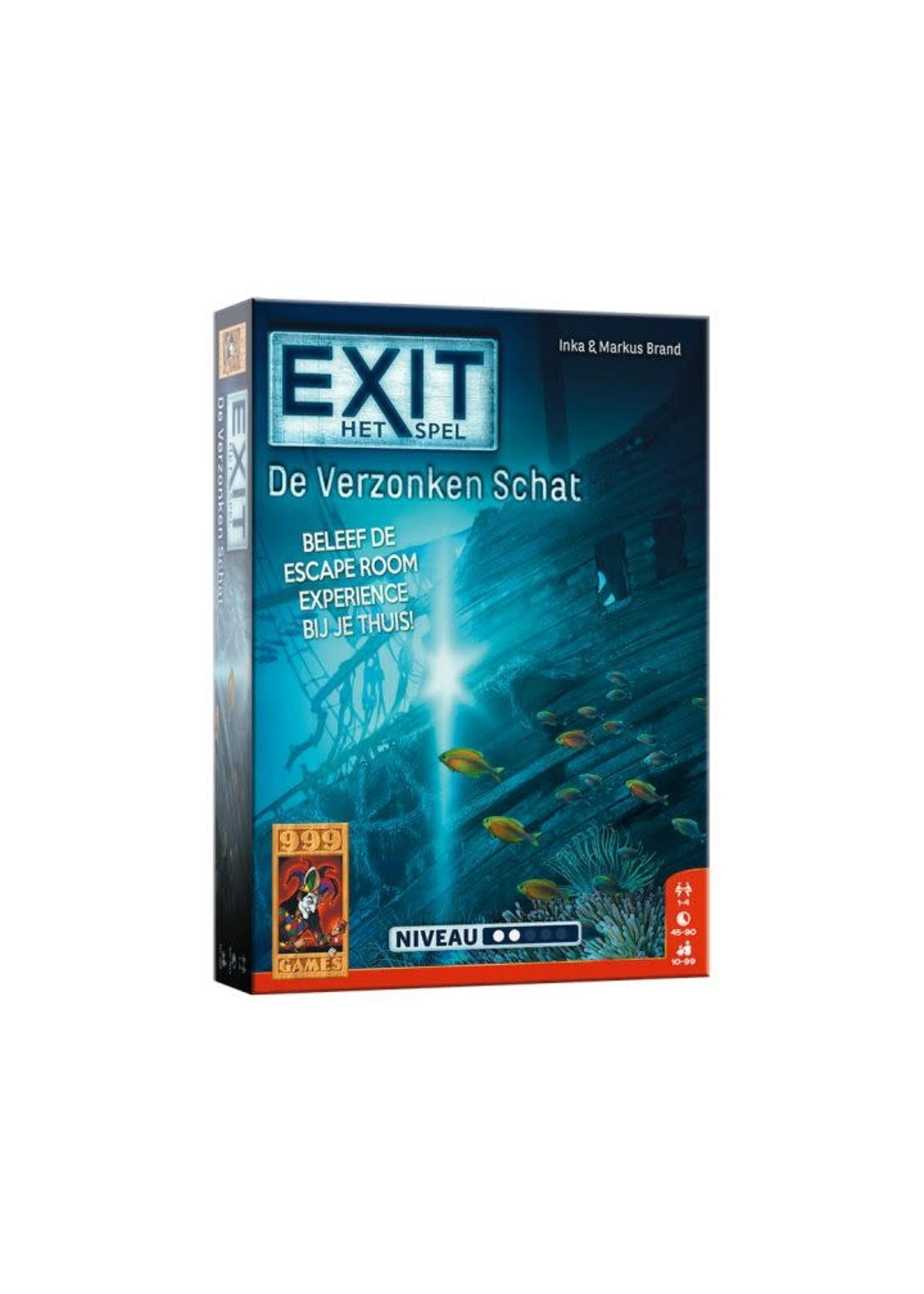 Exit De Verzonken Schat
