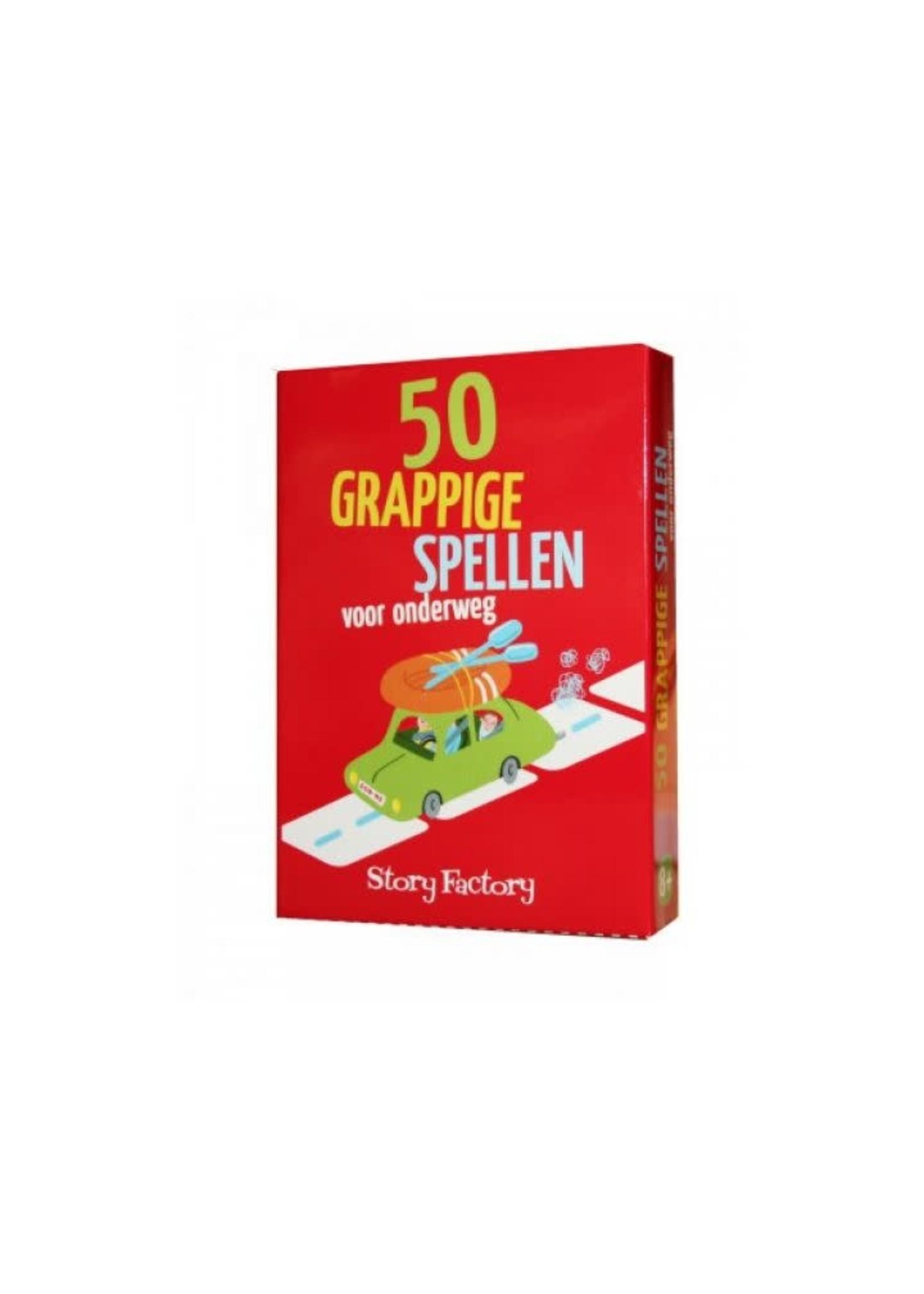 50 Grappige Spellen