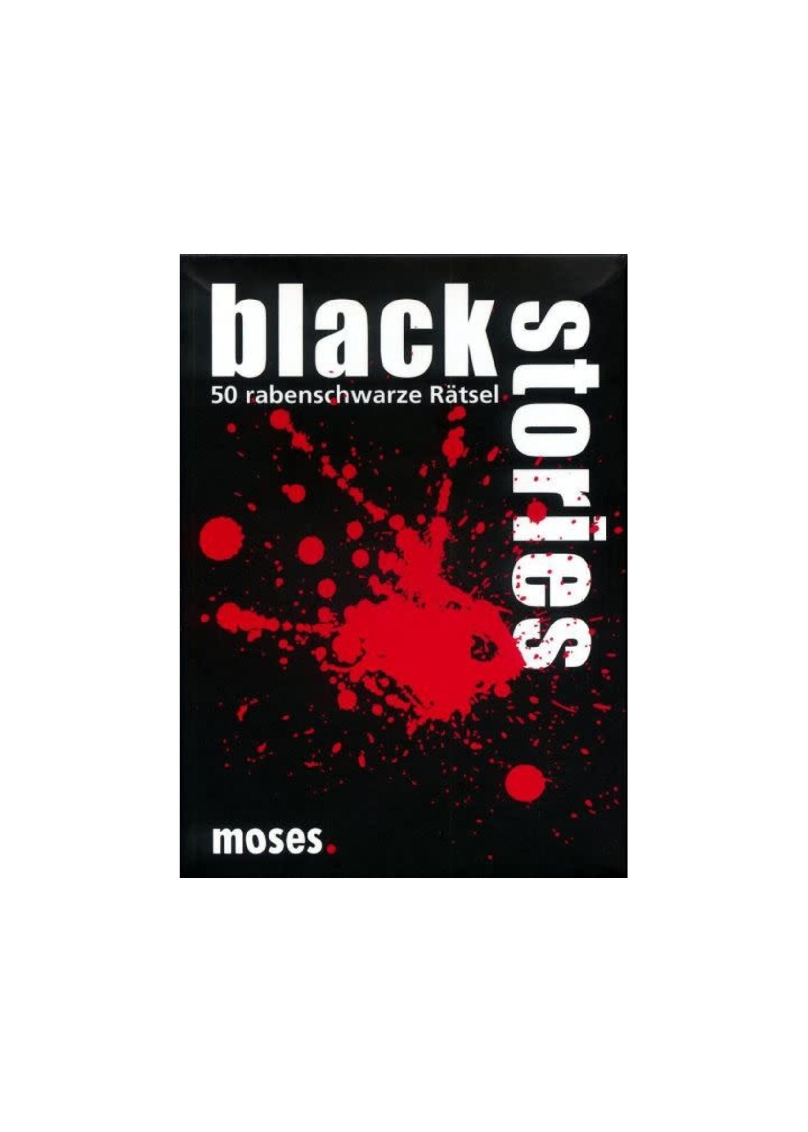 Black Stories English Edition