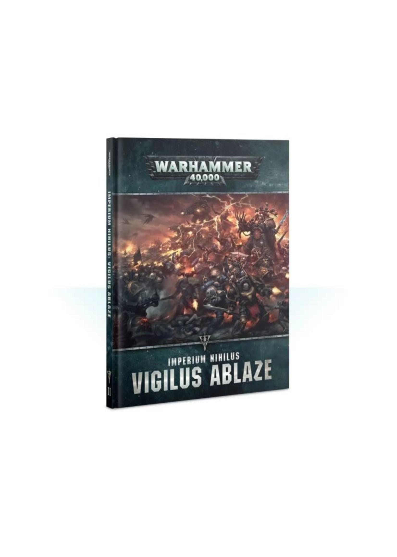 Imperium Nihilus: Vigilus Ablaze HB