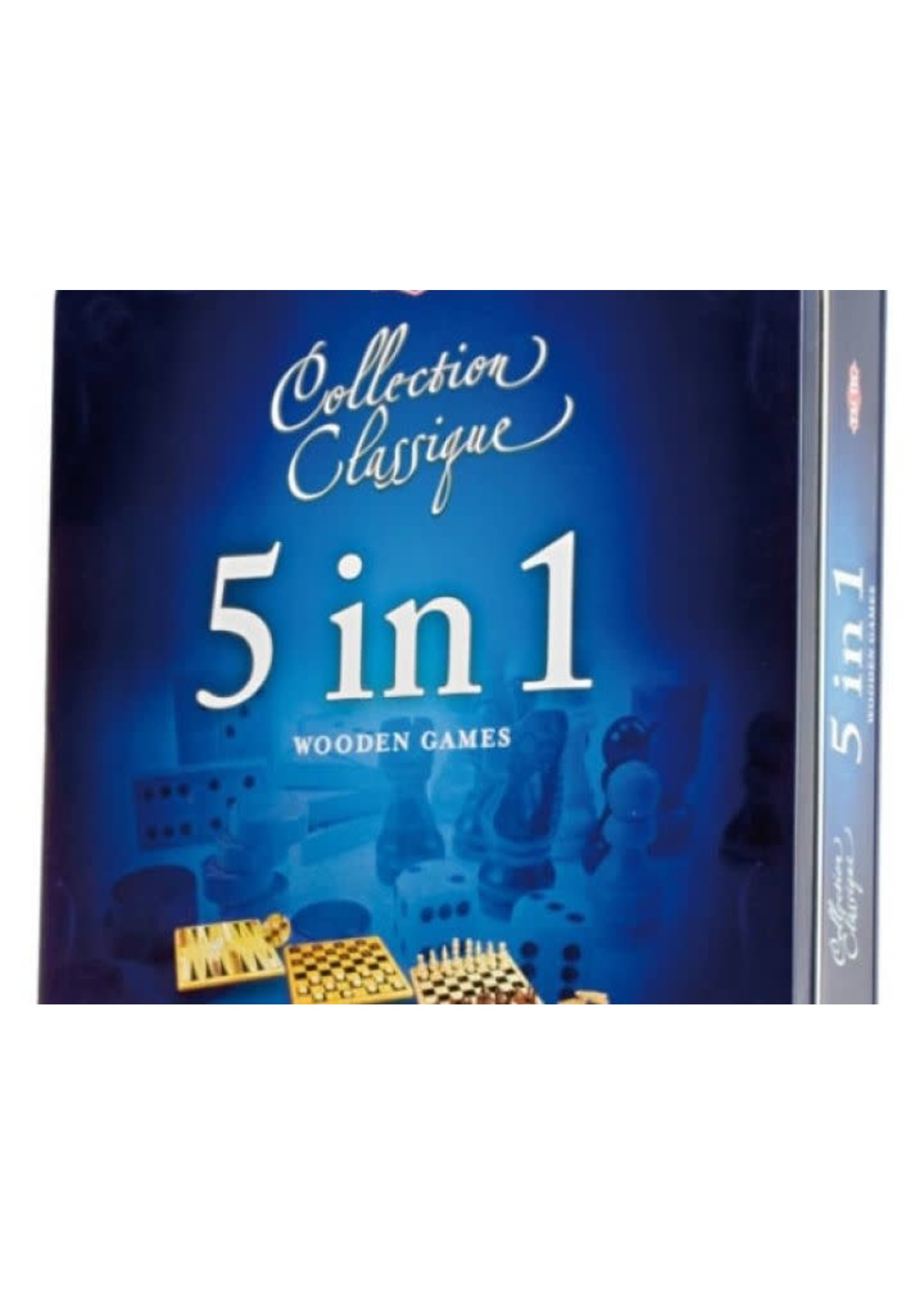 Collection Classique 5 In 1