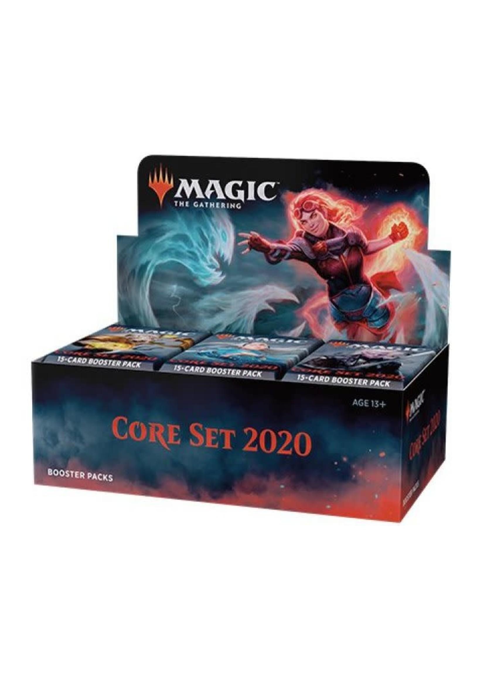 Core 2020 Boosterbox