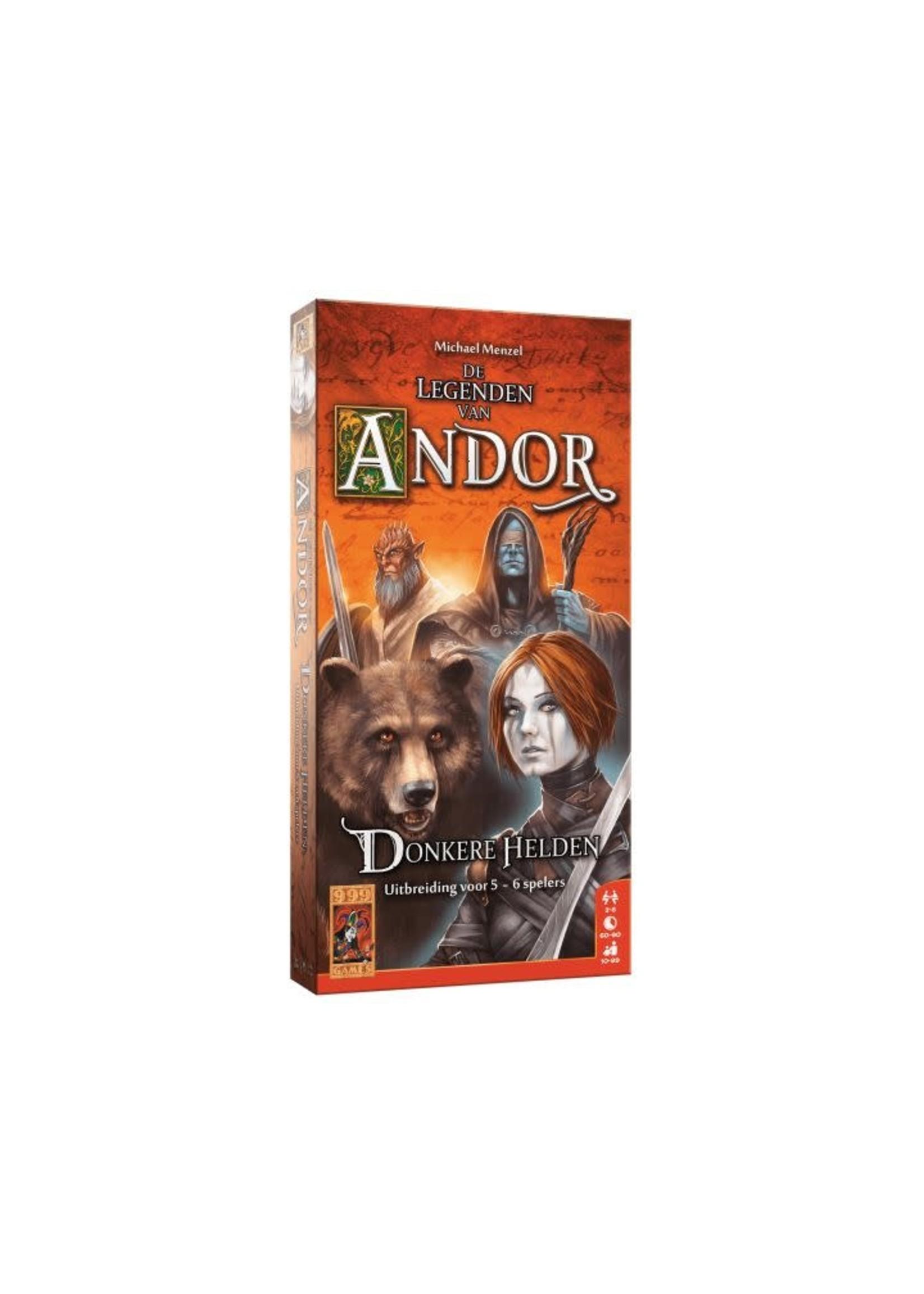 De Legenden Van Andor: Donkere Helden 5/6 Spelers