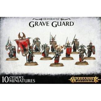 Deathrattle Grave Guard
