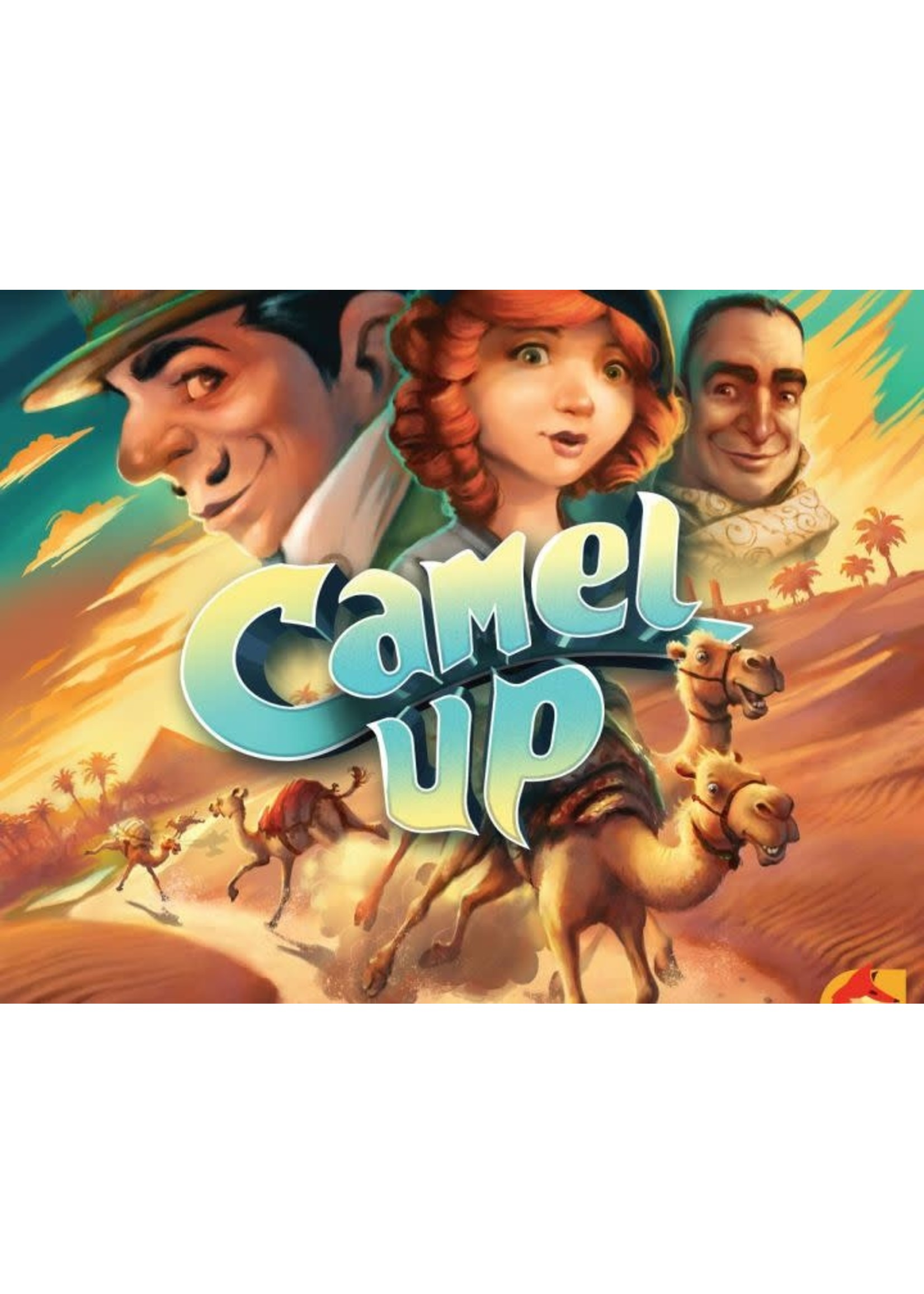 Camel Up Nl
