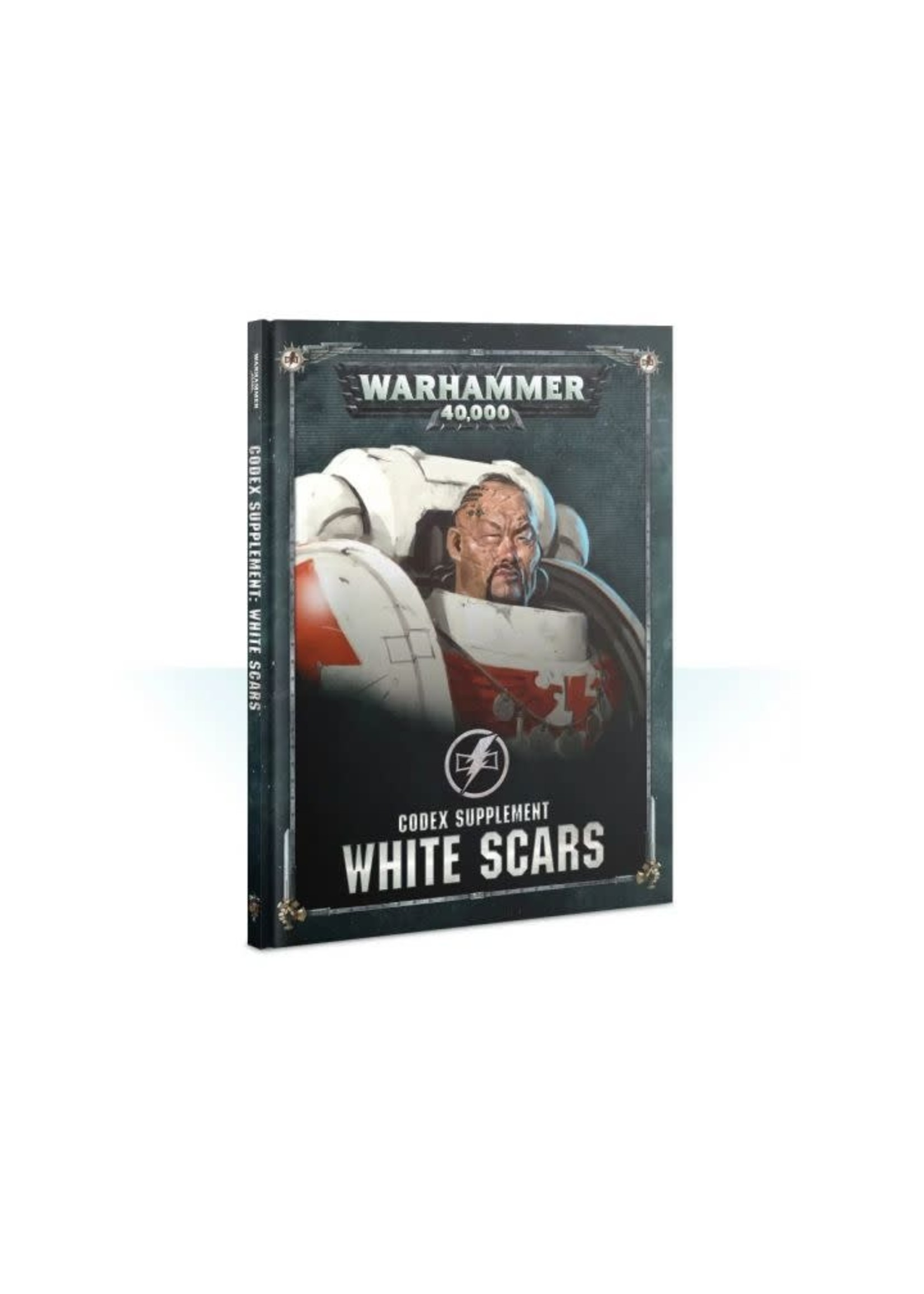 Codex: White Scars (Hb)
