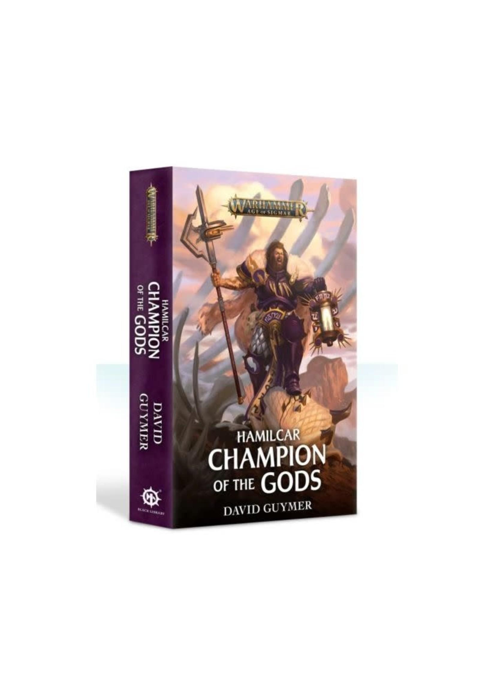 Hamilcar: Champion Of The Gods (Hb)