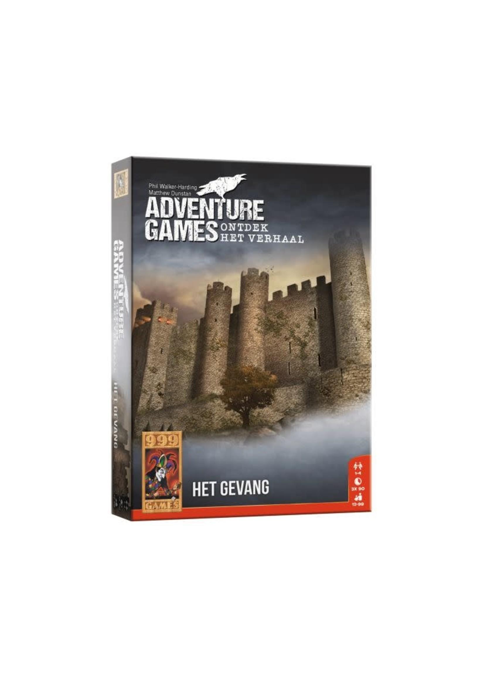 Adventure Games - Het Gevang