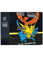 Pokémon Tcg Hidden Fates Elite Trainer Box