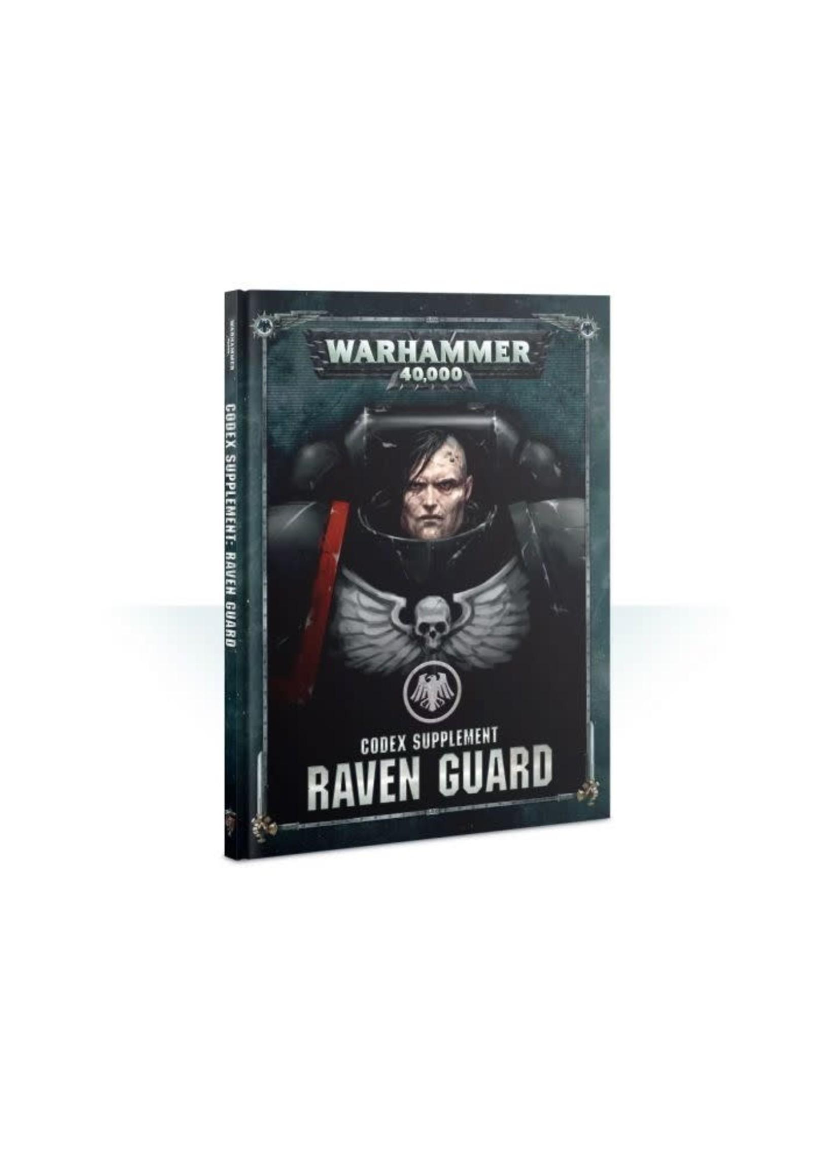 Codex: Raven Guard (Hb)