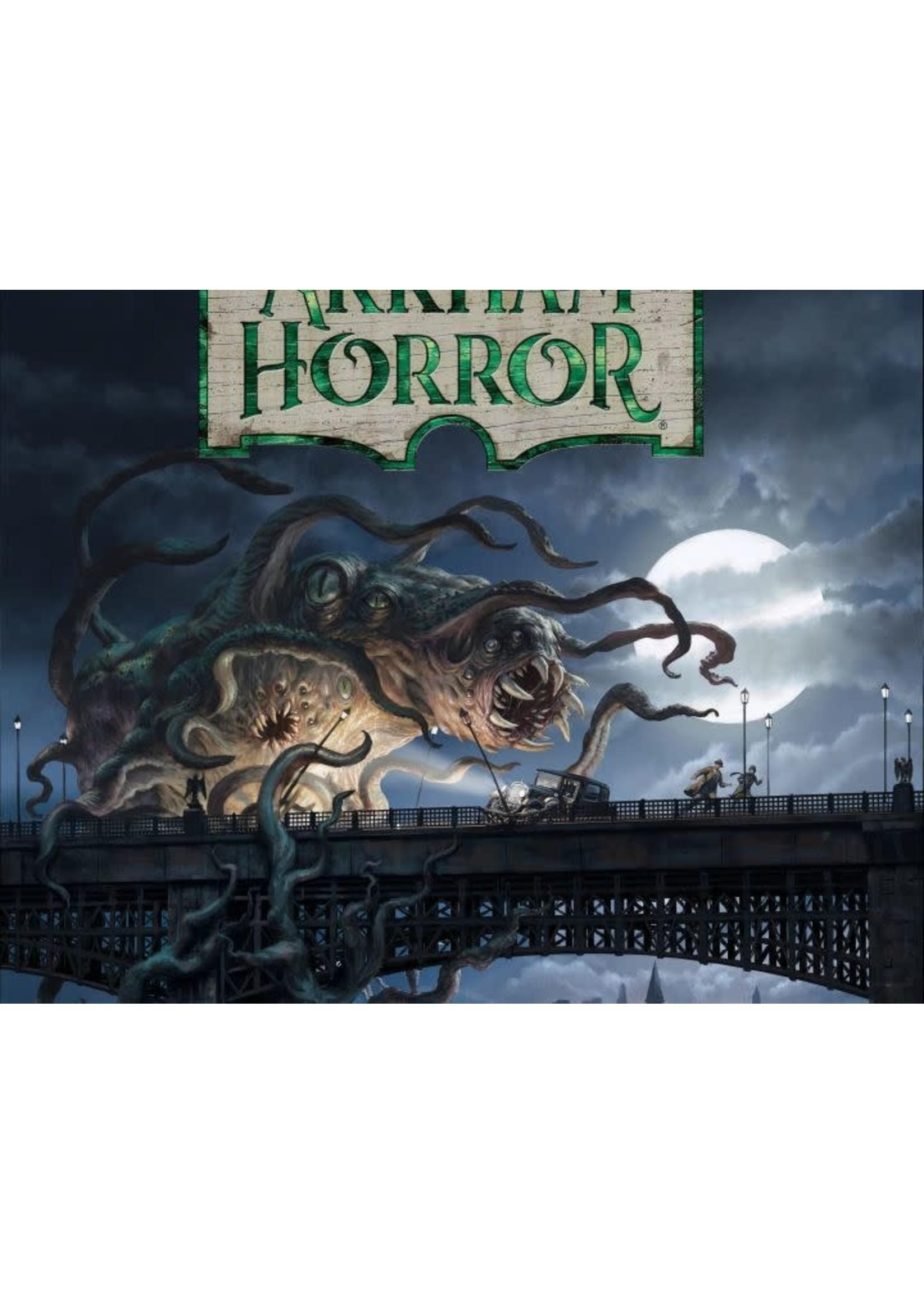 Arkham Horror 3Rd Edition Dead Of Night