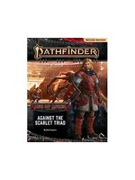 Pathfinder Adventure Path: Against The Scarlet Triad (Age Of Ashes 5 Of 6)