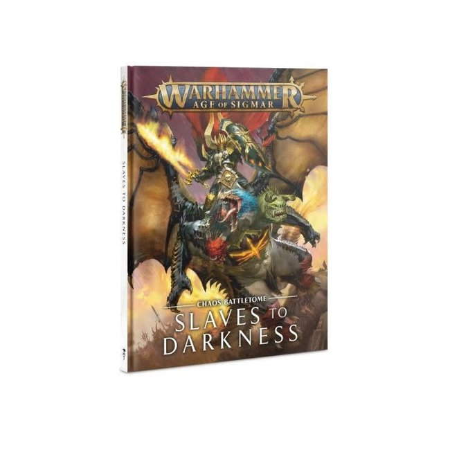Battletome: Slaves To Darkness (Hb)