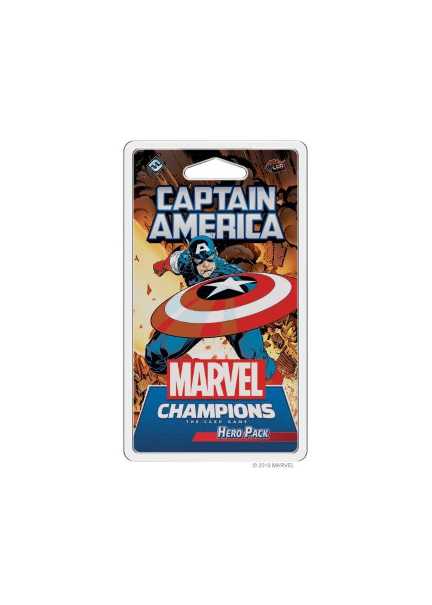 Marvel Lcg Captain America Hero
