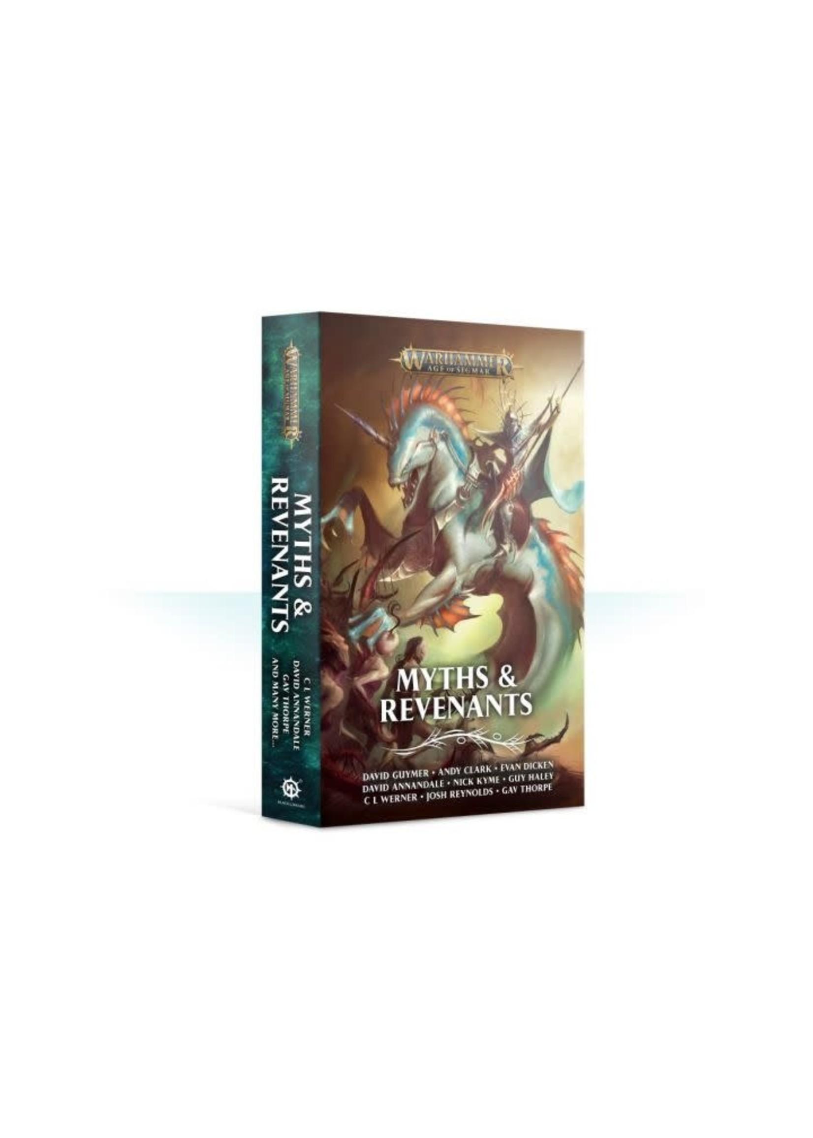 Myths And Revenants (Pb) Bl2760
